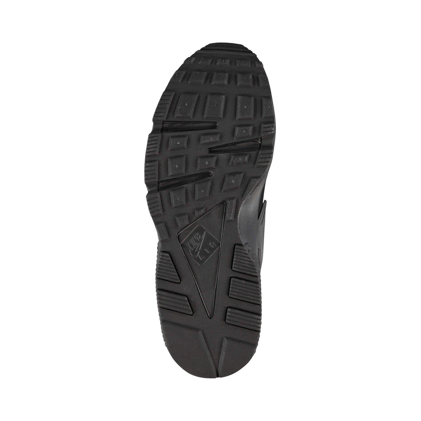 Nike Air Huarache Erkek Siyah Spor Ayakkabı
