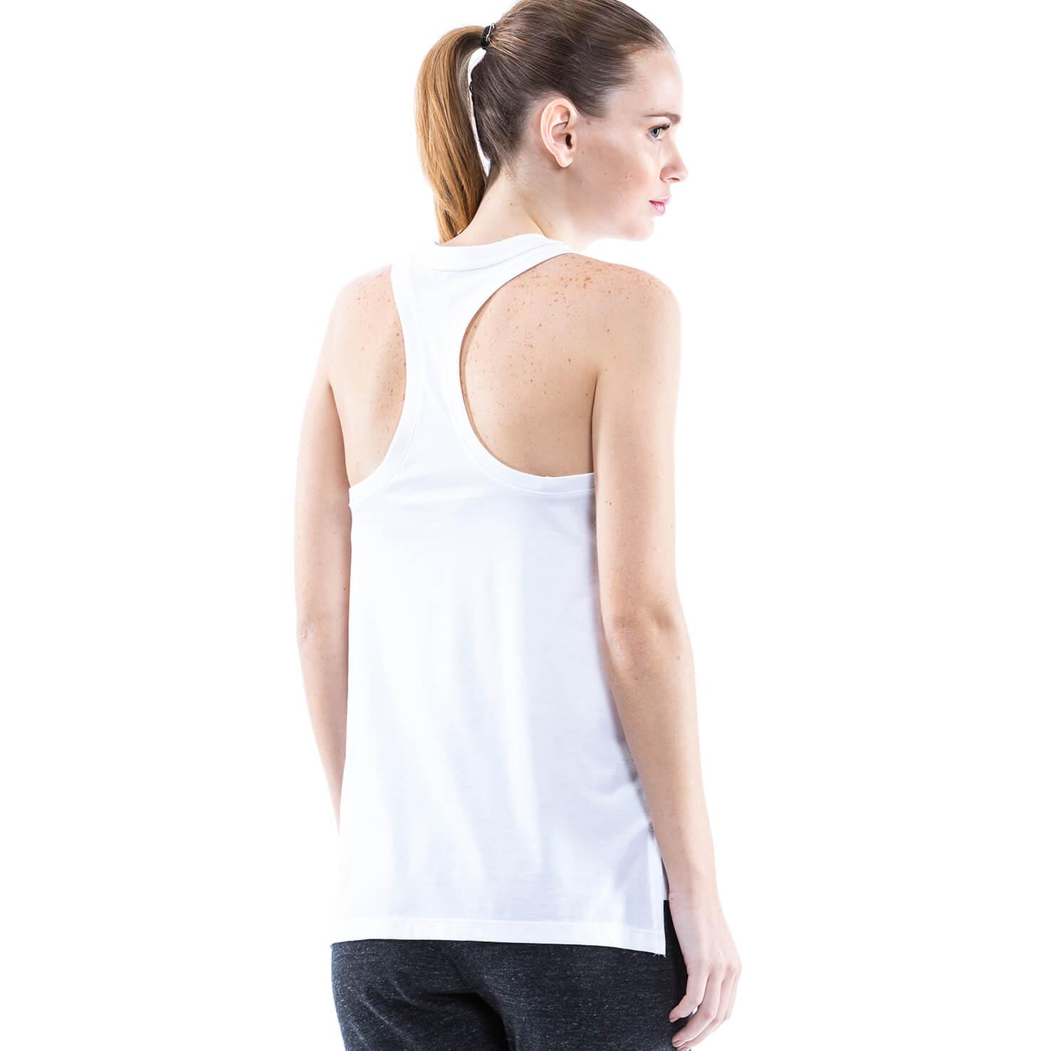 Nike Kadın Beyaz Tshirt
