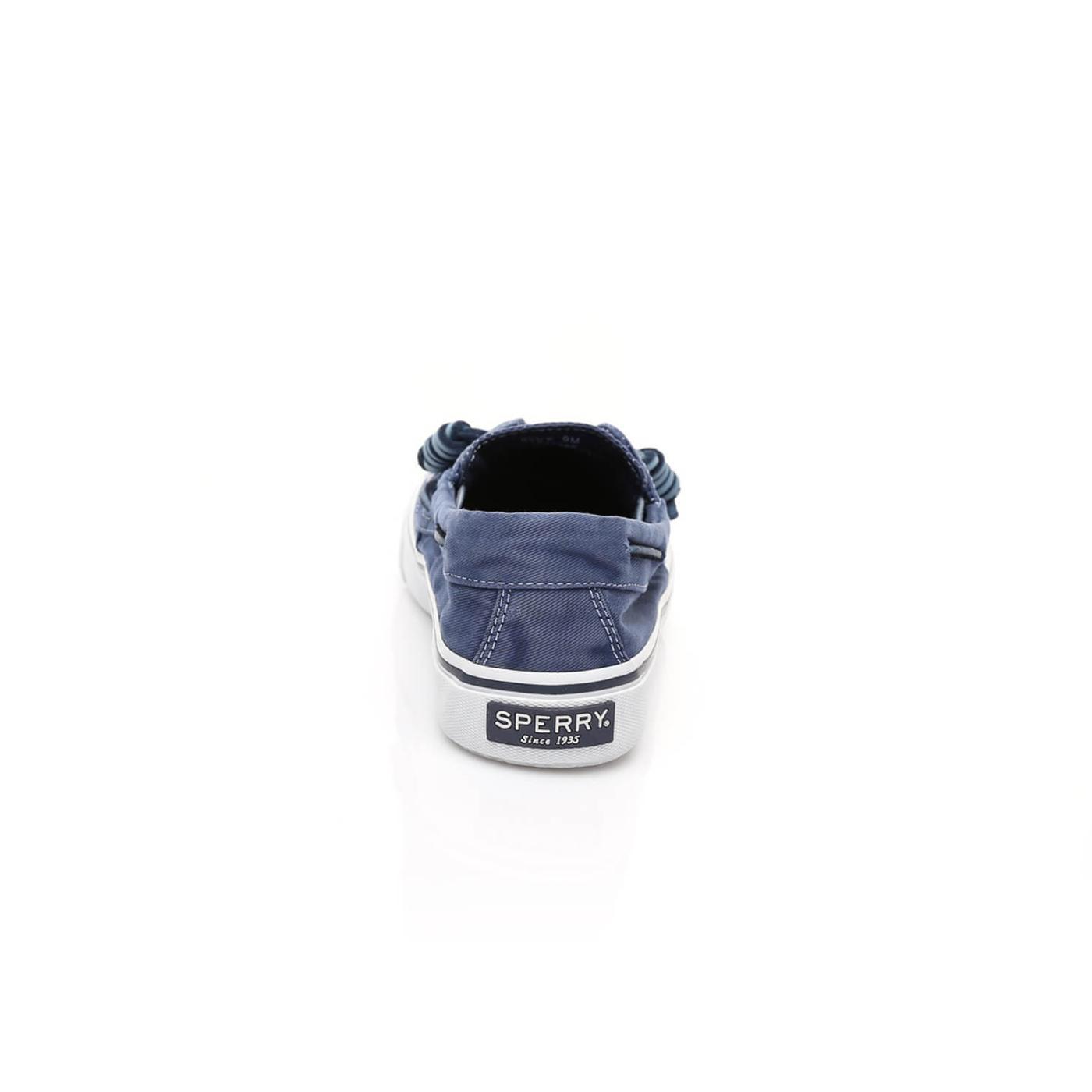 Sperry Bahama 2 Eye Washed Erkek Lacivert Sneaker