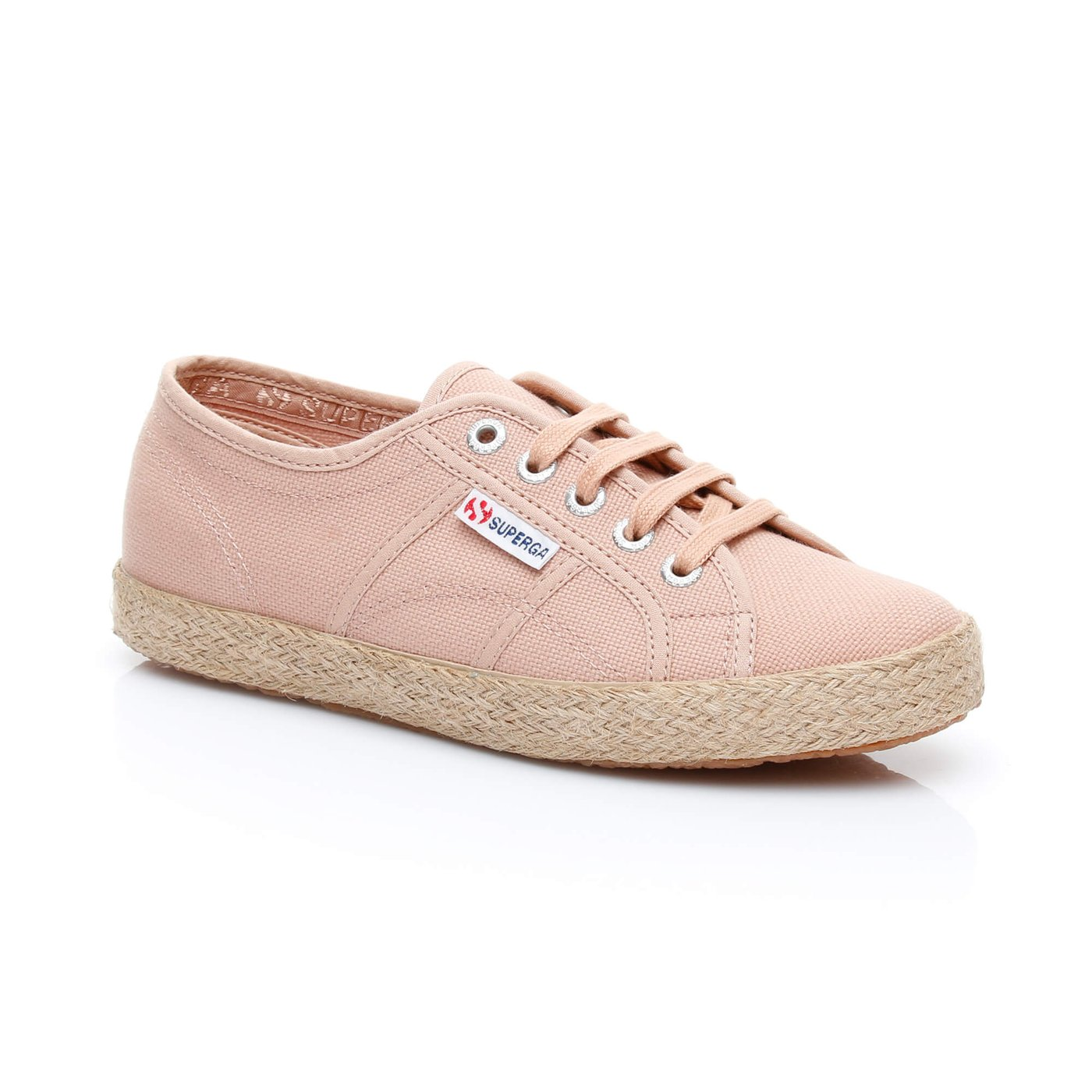 Superga 2750 Cotropeu Kadın Pembe Sneaker