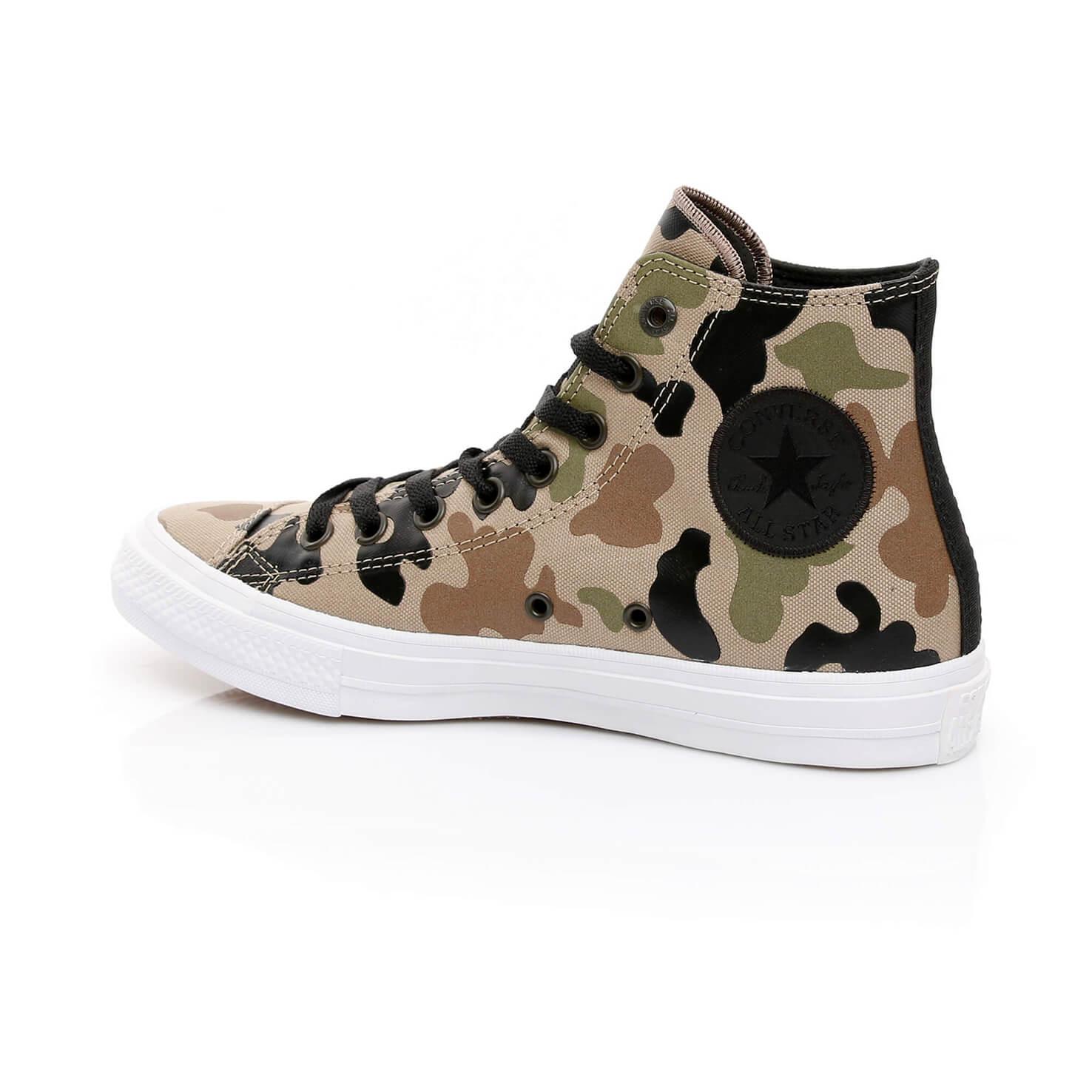 Converse Chuck Taylor All Star Erkek Kamuflaj Sneaker
