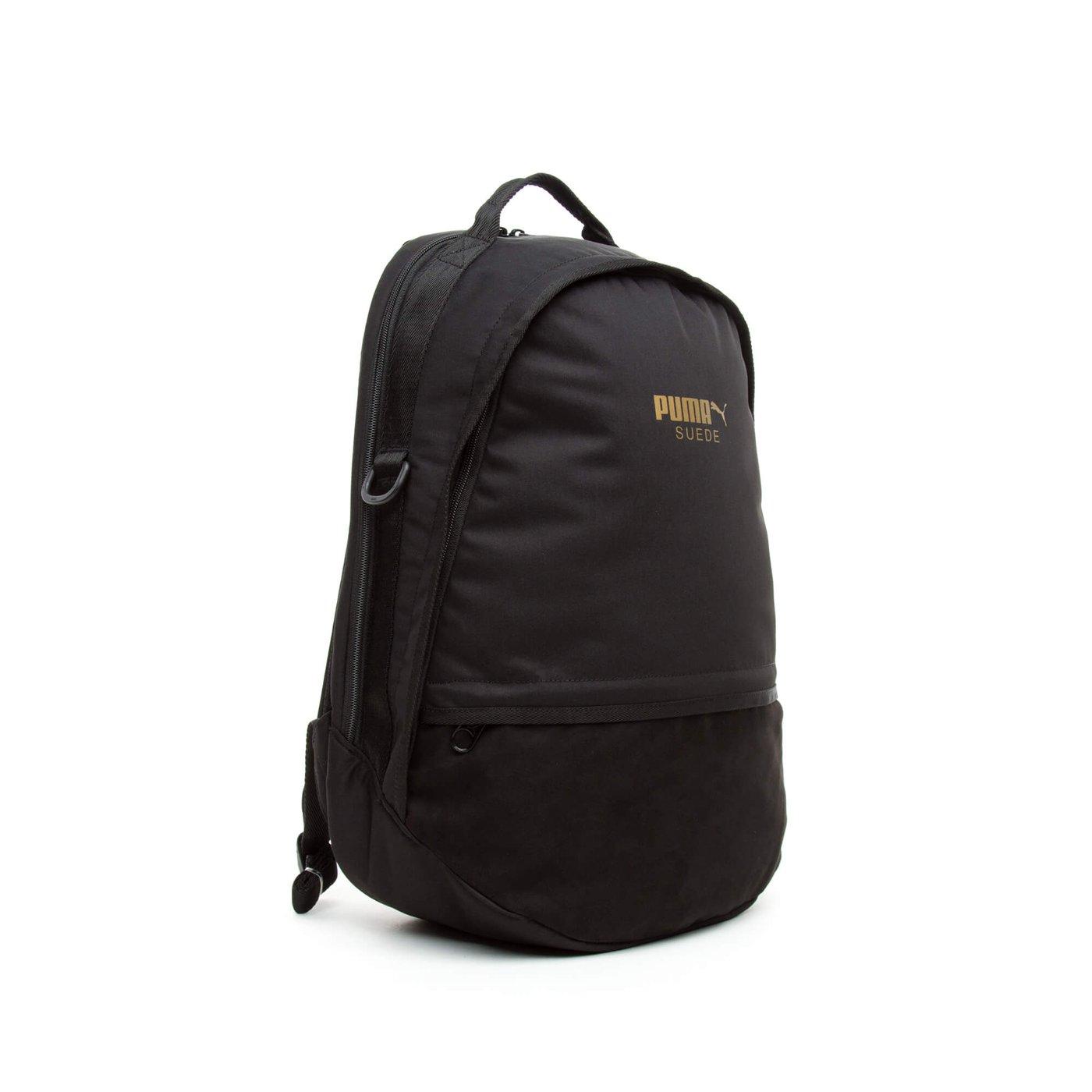 ca0de0e9e54 Puma Suede Backpack Unisex Siyah Çanta Kadin Çanta 3142573 | SuperStep