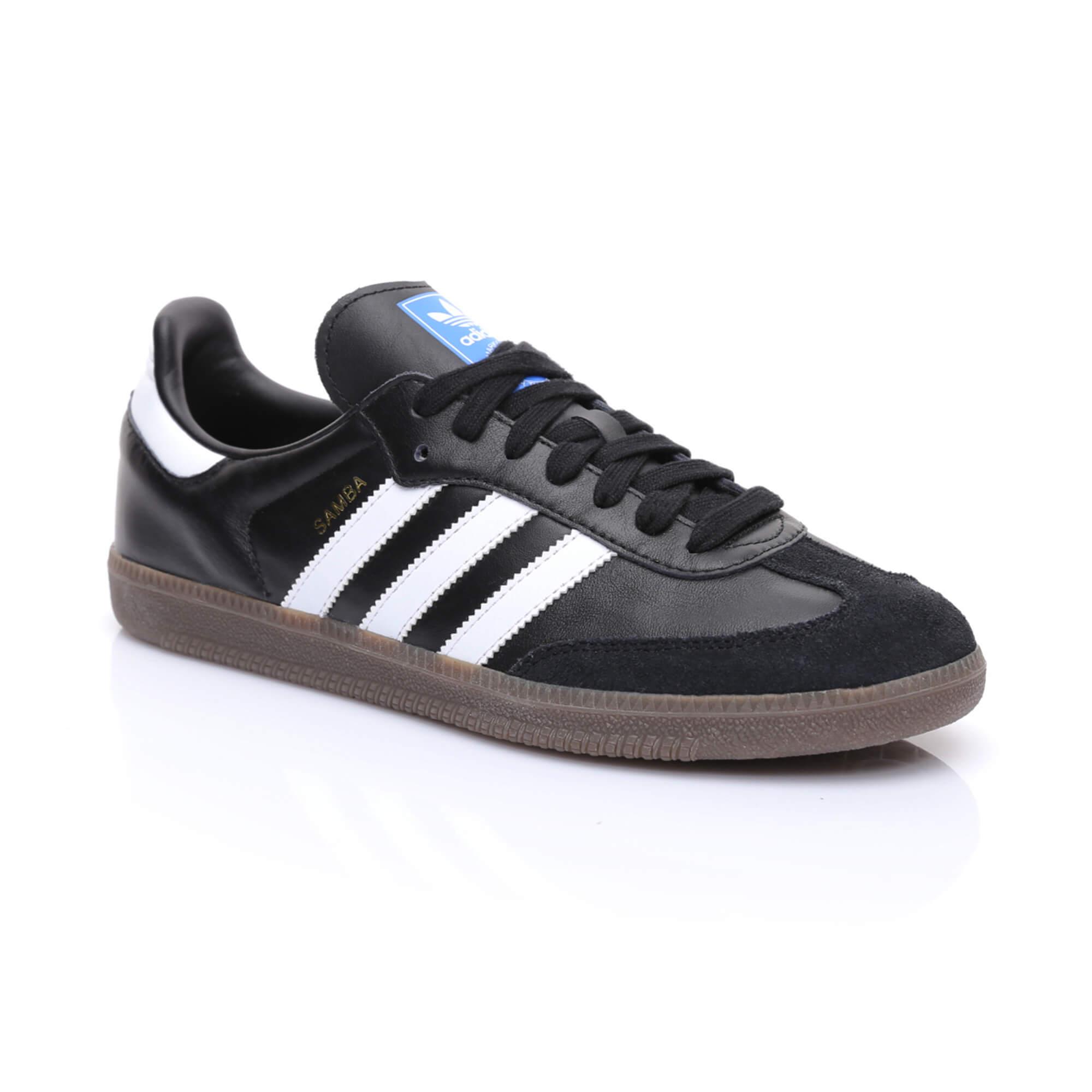 adidas Samba OG Erkek Siyah Sneaker