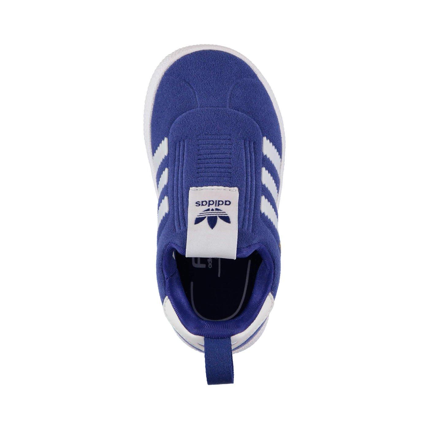adidas Gazelle 360 Çocuk Mavi Sneaker