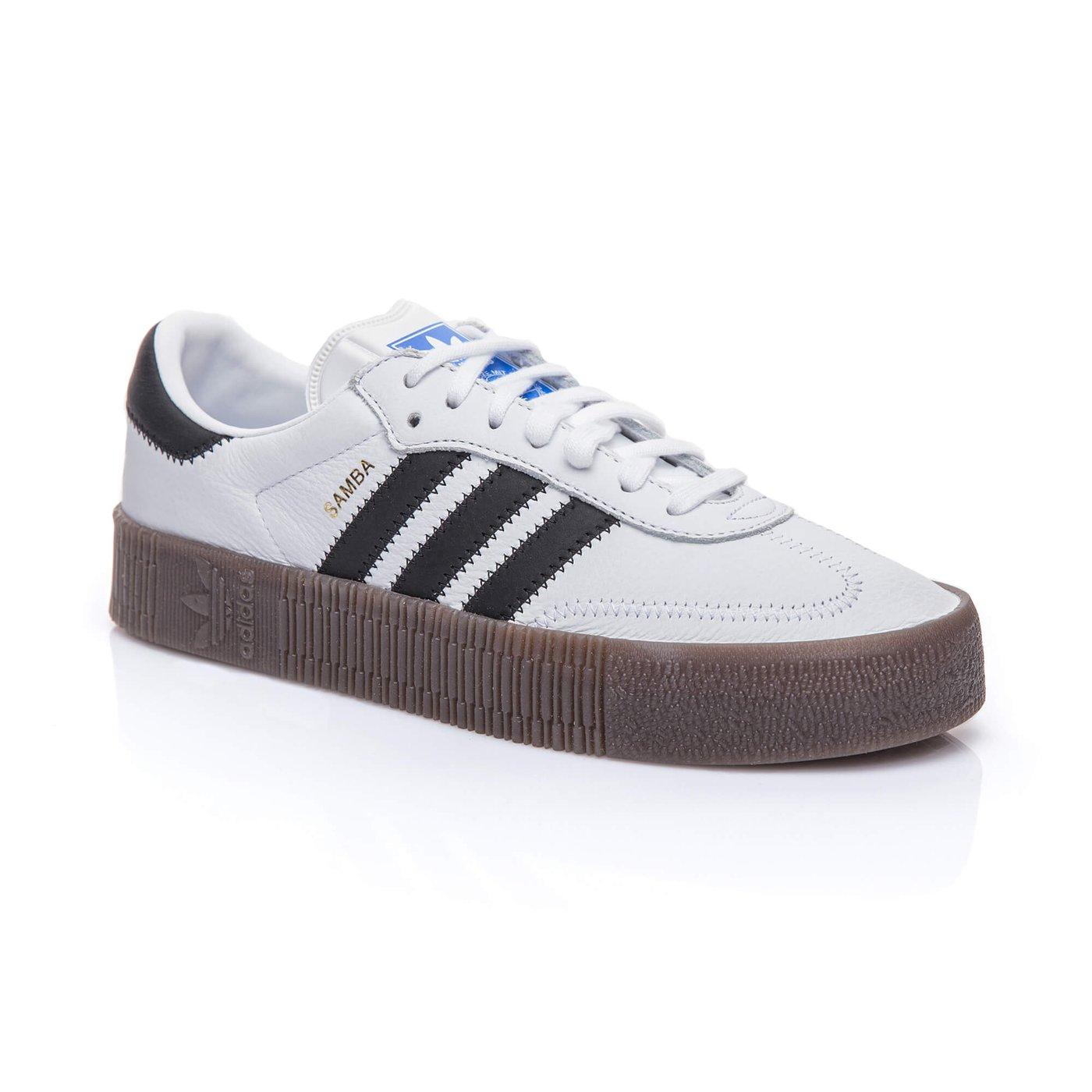 adidas Sambarose Kadın Beyaz Sneaker