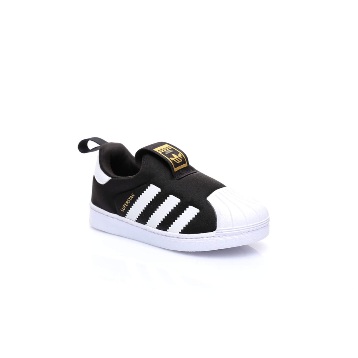 adidas SuperStar 360 Çocuk Siyah Sneaker