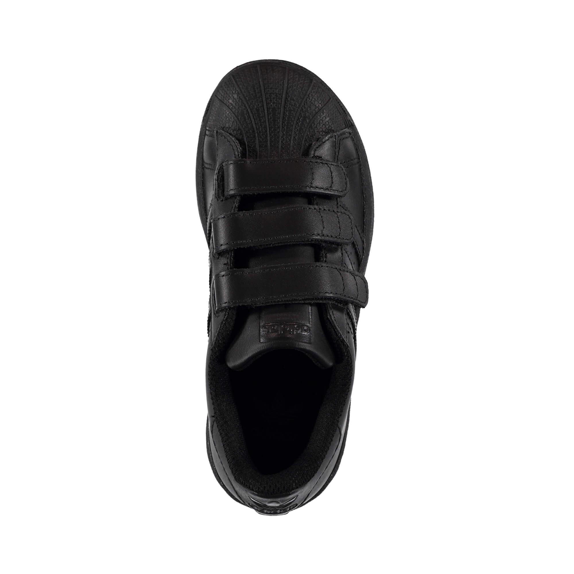 adidas SuperStar Foundation Çocuk Siyah Sneaker