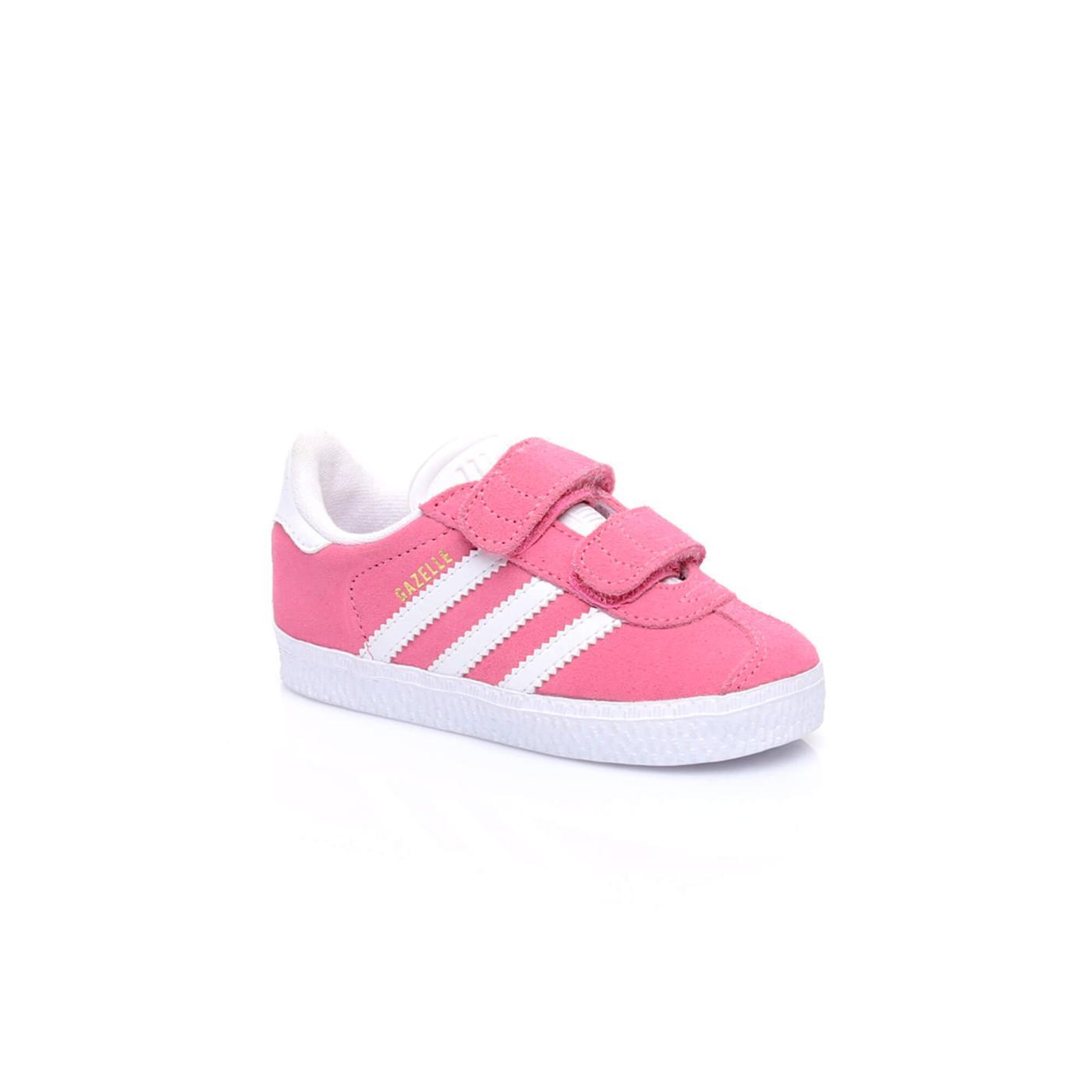 adidas Gazelle Çocuk Pembe Sneaker