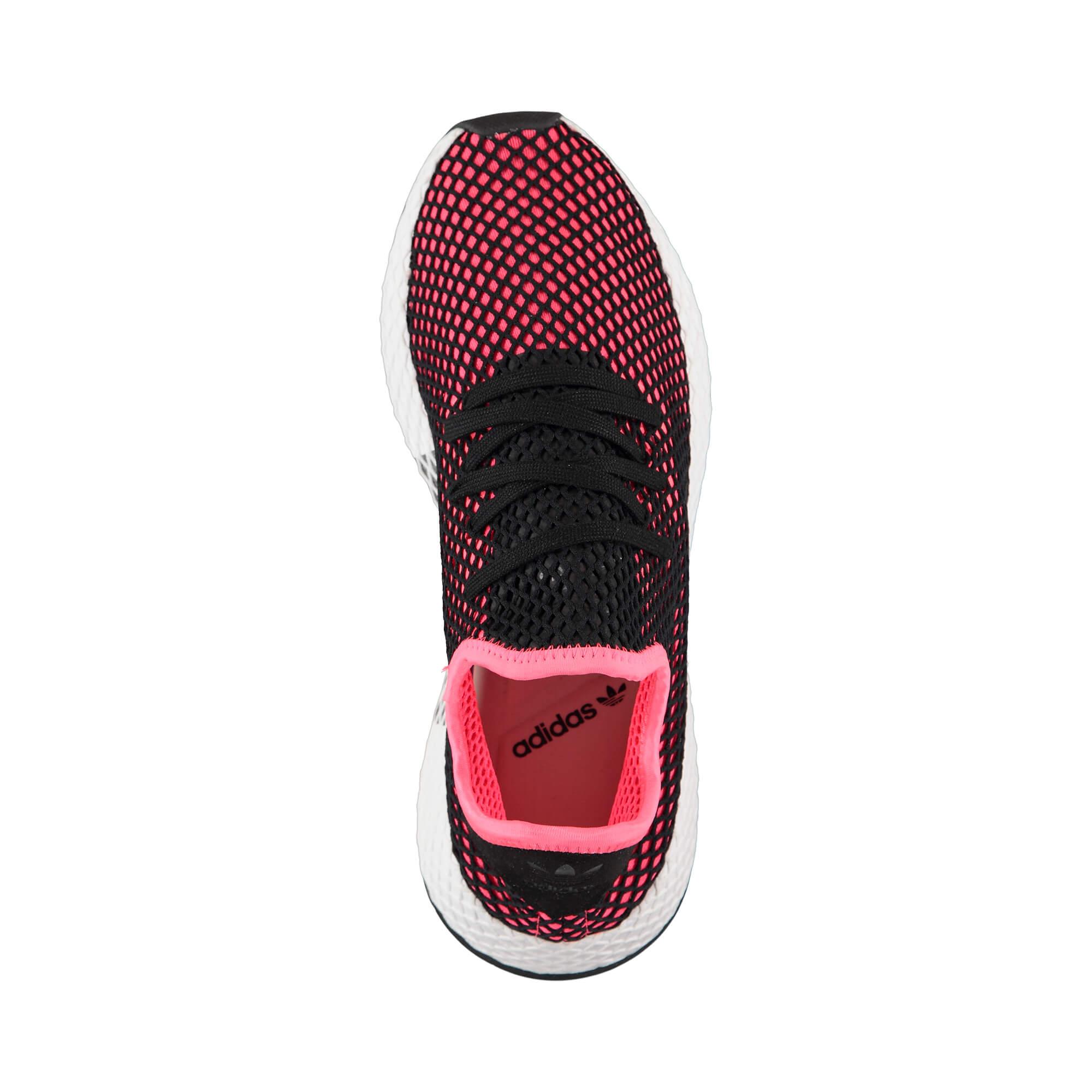 adidas Deerupt Runner Erkek Pembe Spor Ayakkabı