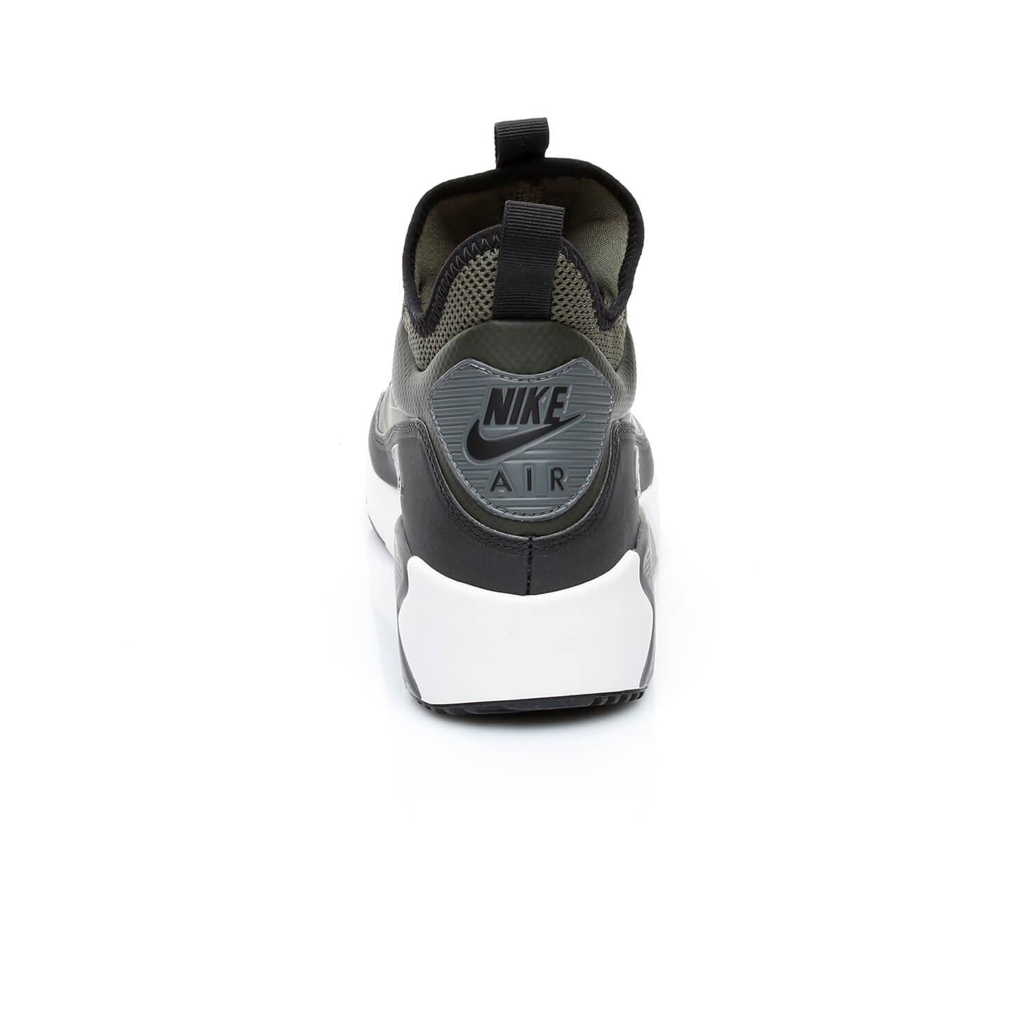 Nike Air Max 90 Ultra Mid Kadın Yeşil Sneaker
