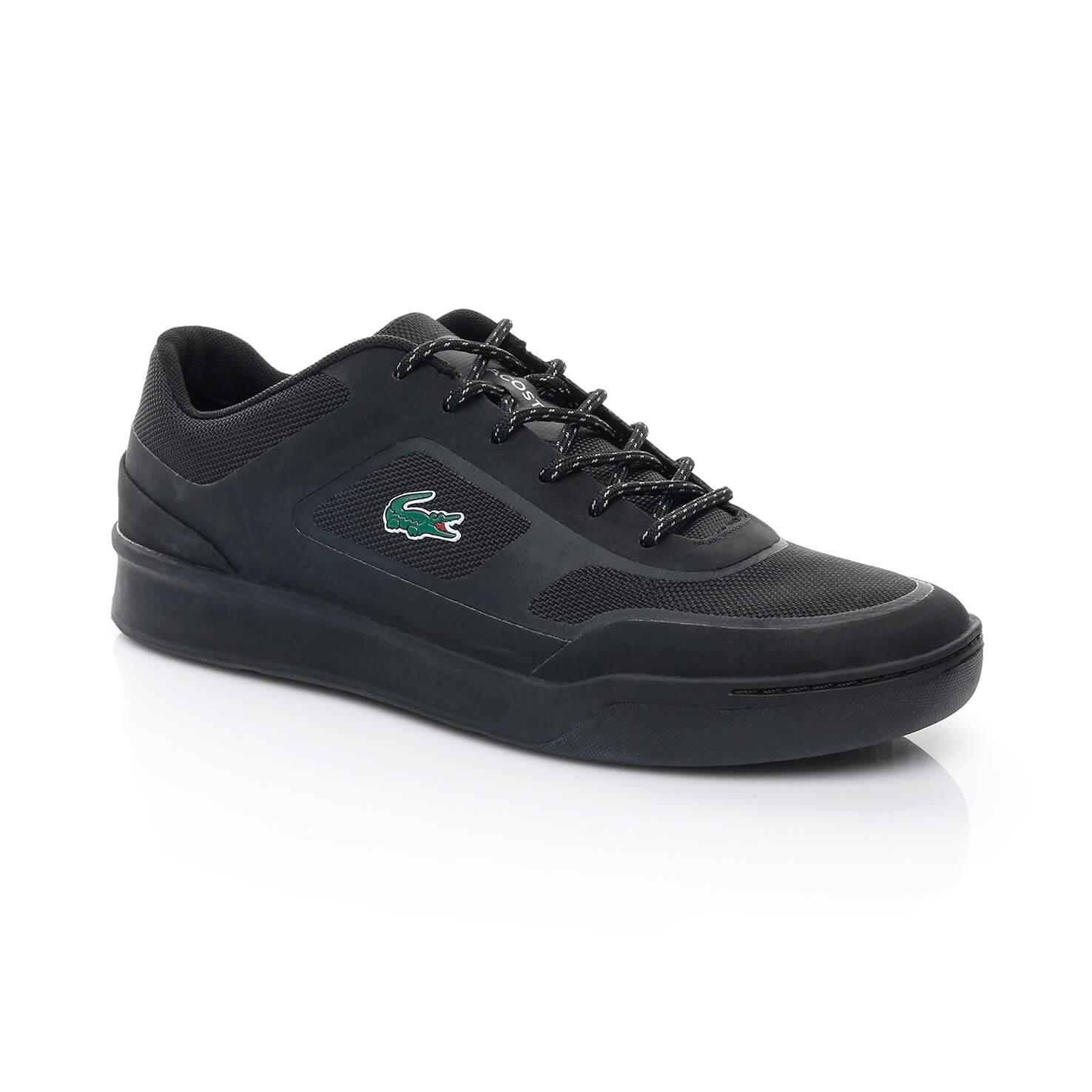 Explorateur Sport 117 2 Erkek Siyah Sneakers Ayakkabı