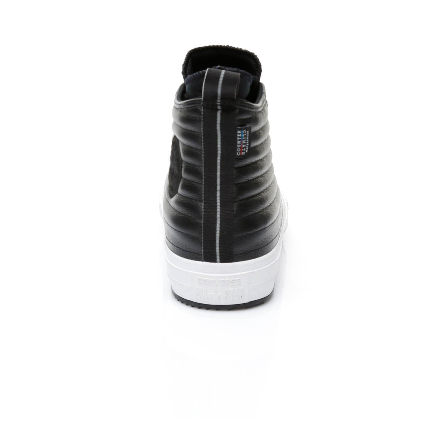 Converse Chuck Taylor Wp Boot Erkek Siyah Sneaker