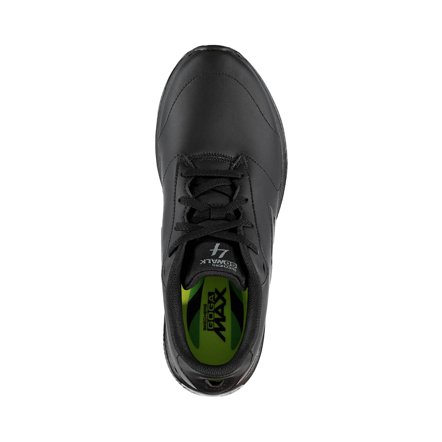 Skechers Go Walk 4 Clarity Kadın Siyah Sneaker