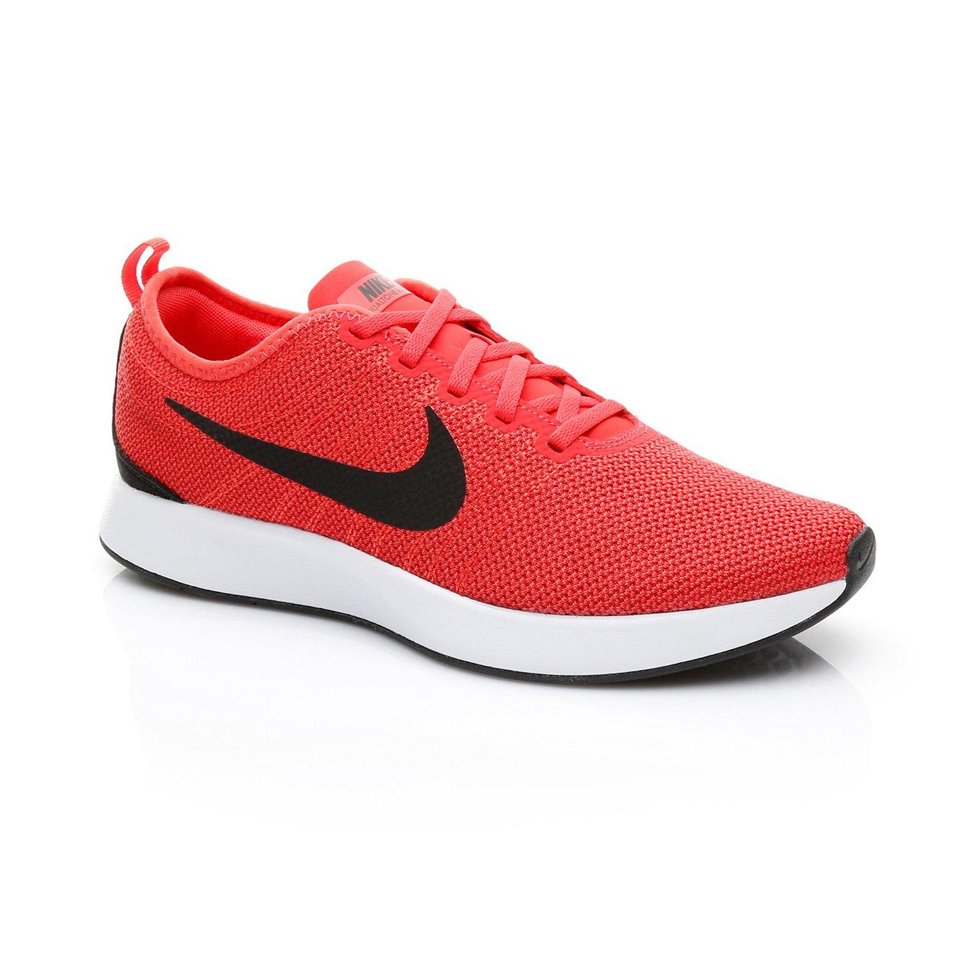 Nike Dualtone Racer Erkek Kırmızı Spor Ayakkabı