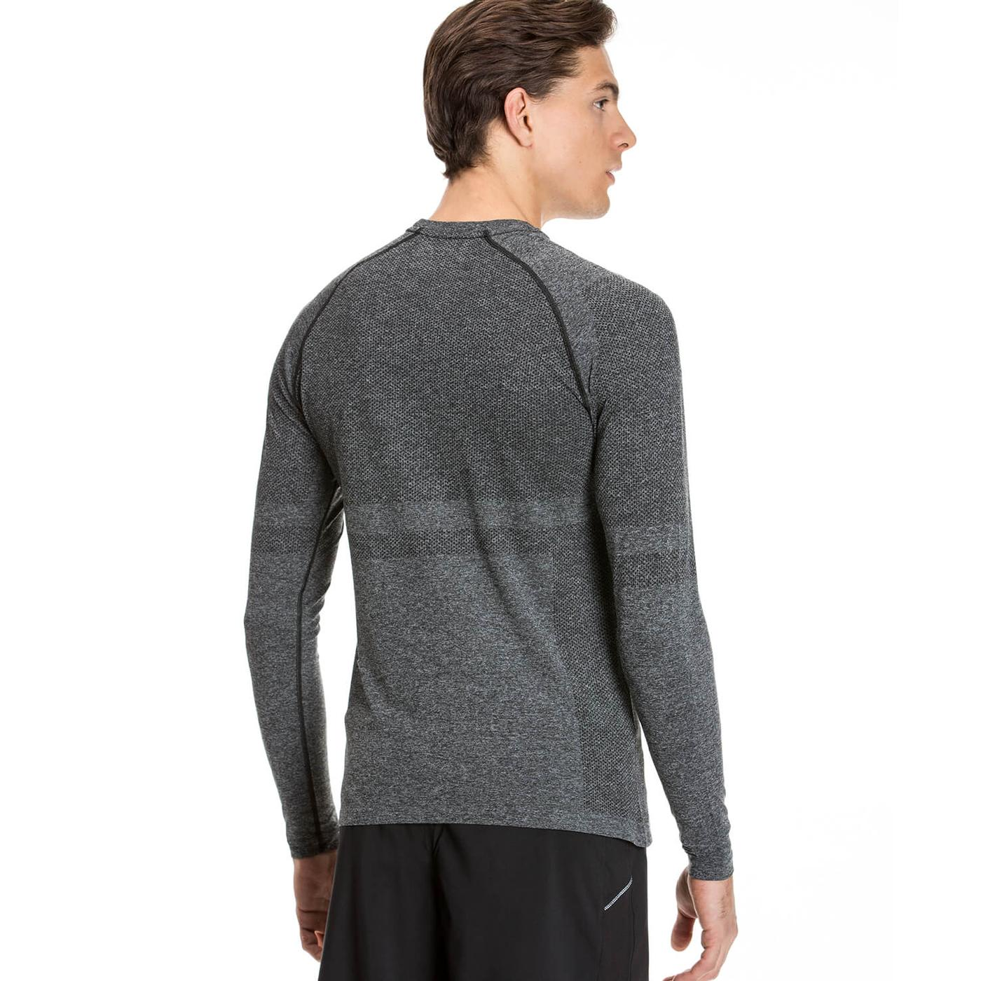 New Balance Erkek Gri Sweatshirt