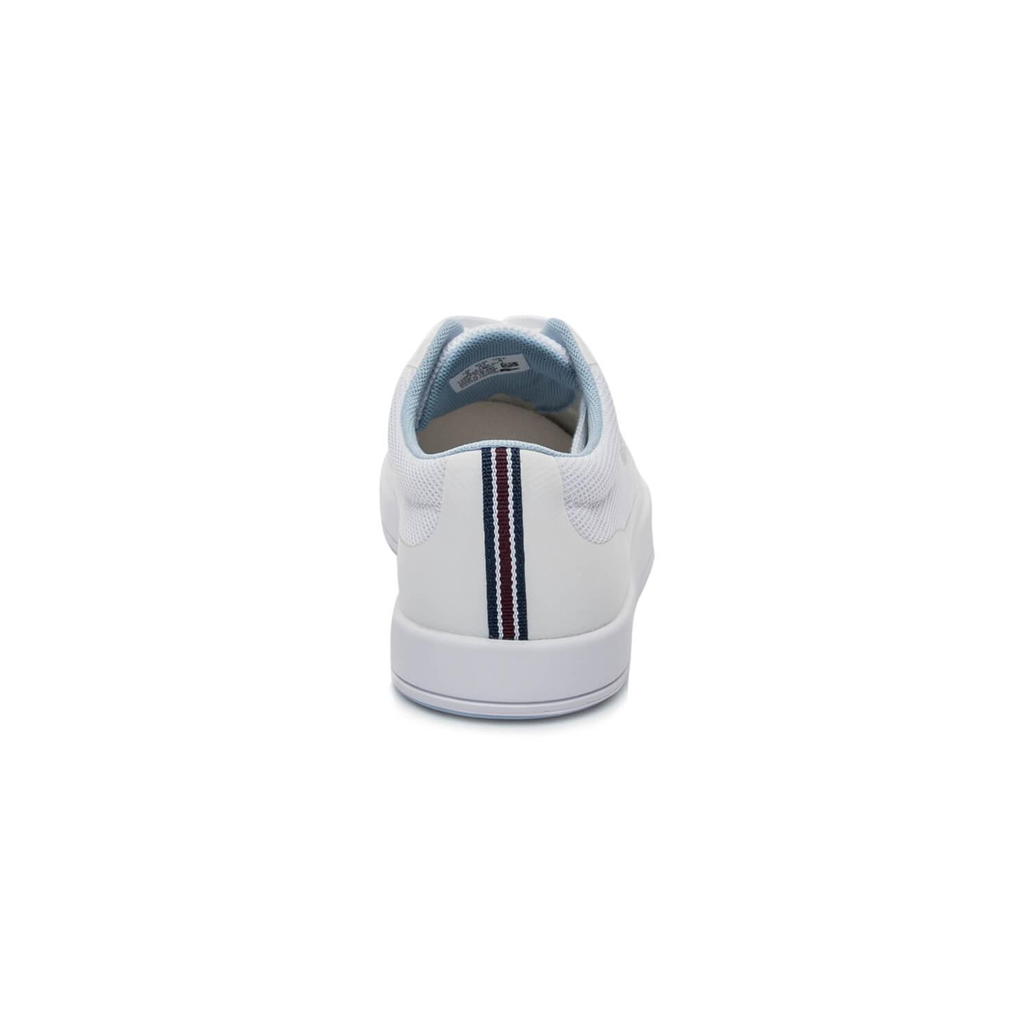 Lacoste Lyonella Lace Kadın Beyaz Sneaker