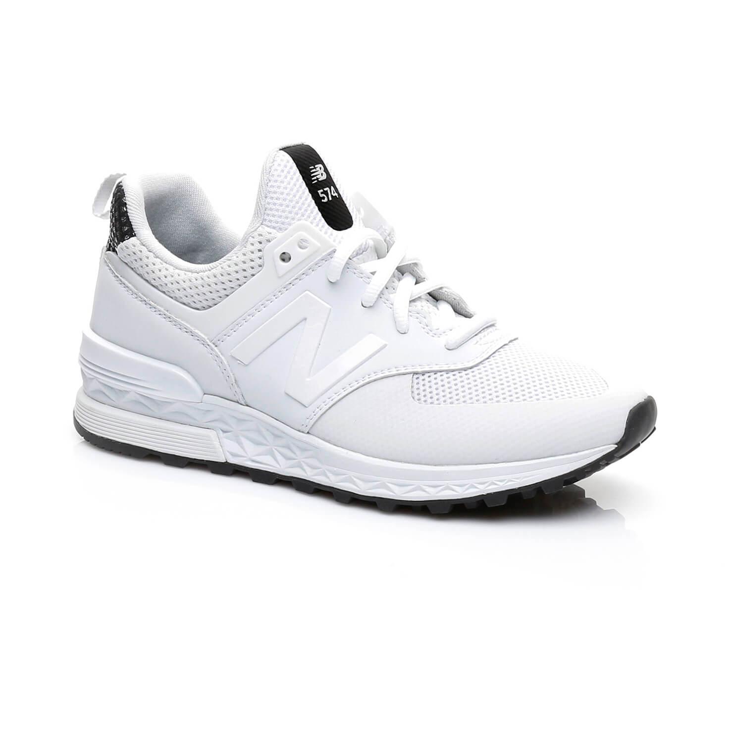 New Balance 574 Kadın Beyaz Sneaker