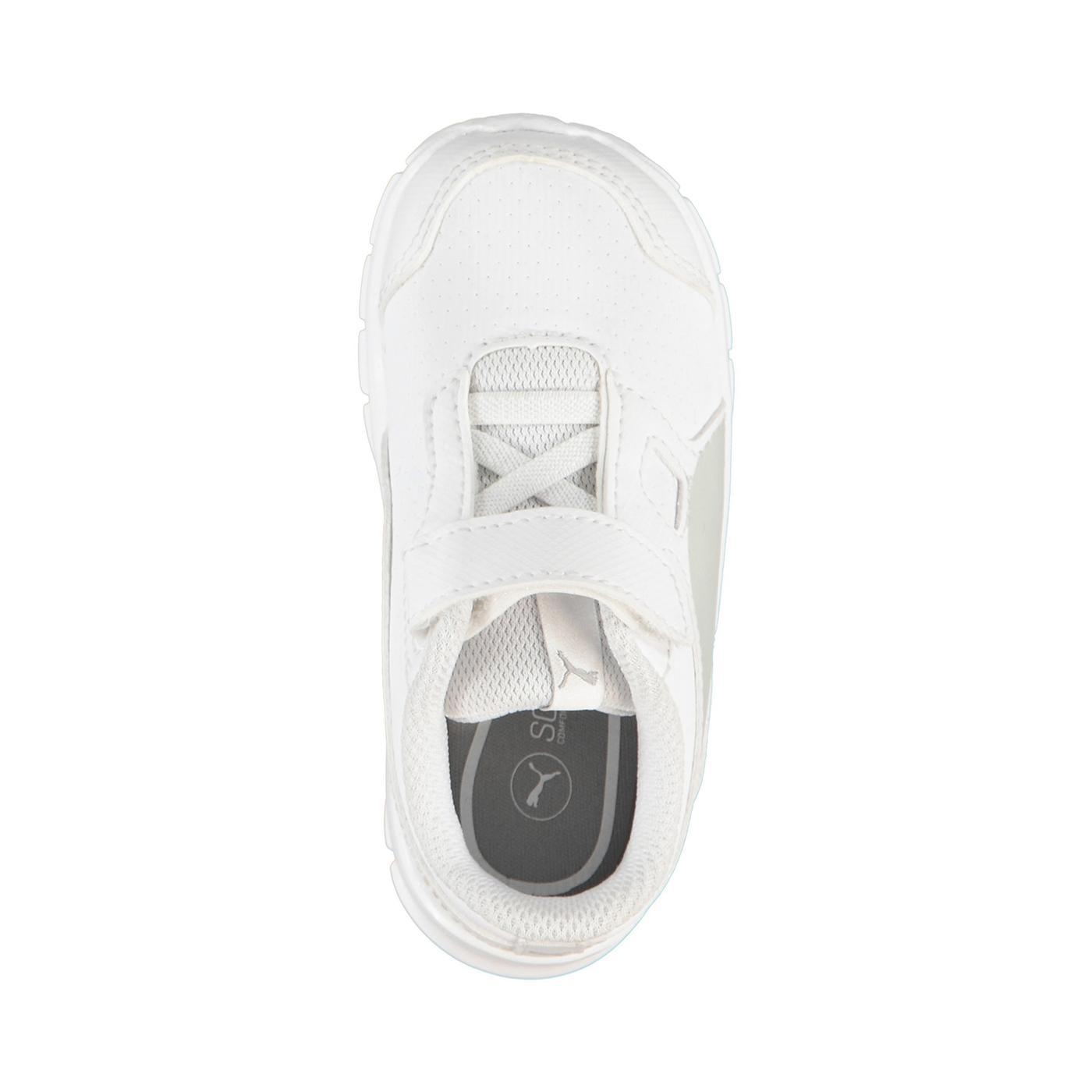 Puma Flexracer Çocuk Beyaz Sneaker