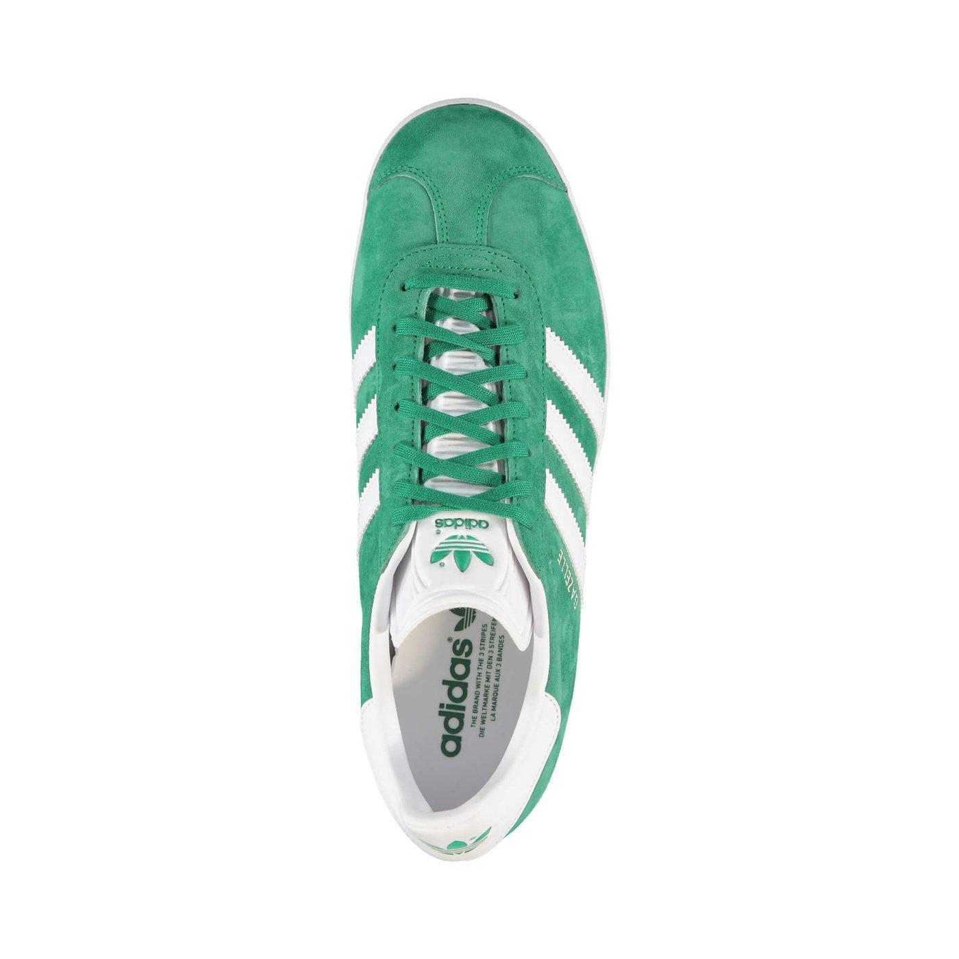 adidas Gazelle Erkek Yeşil Sneaker
