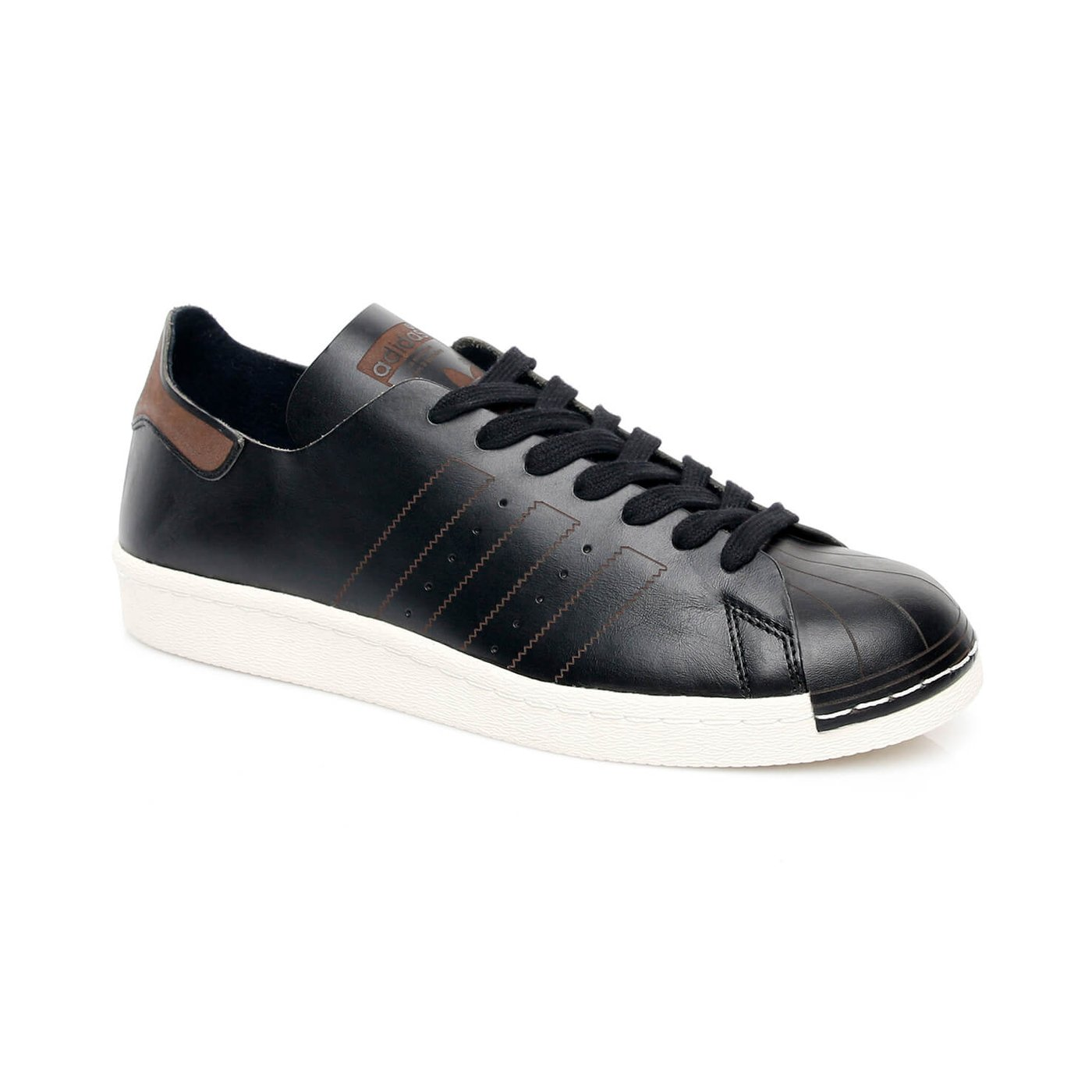 adidas Superstar 80S Decon Unisex Siyah Sneaker