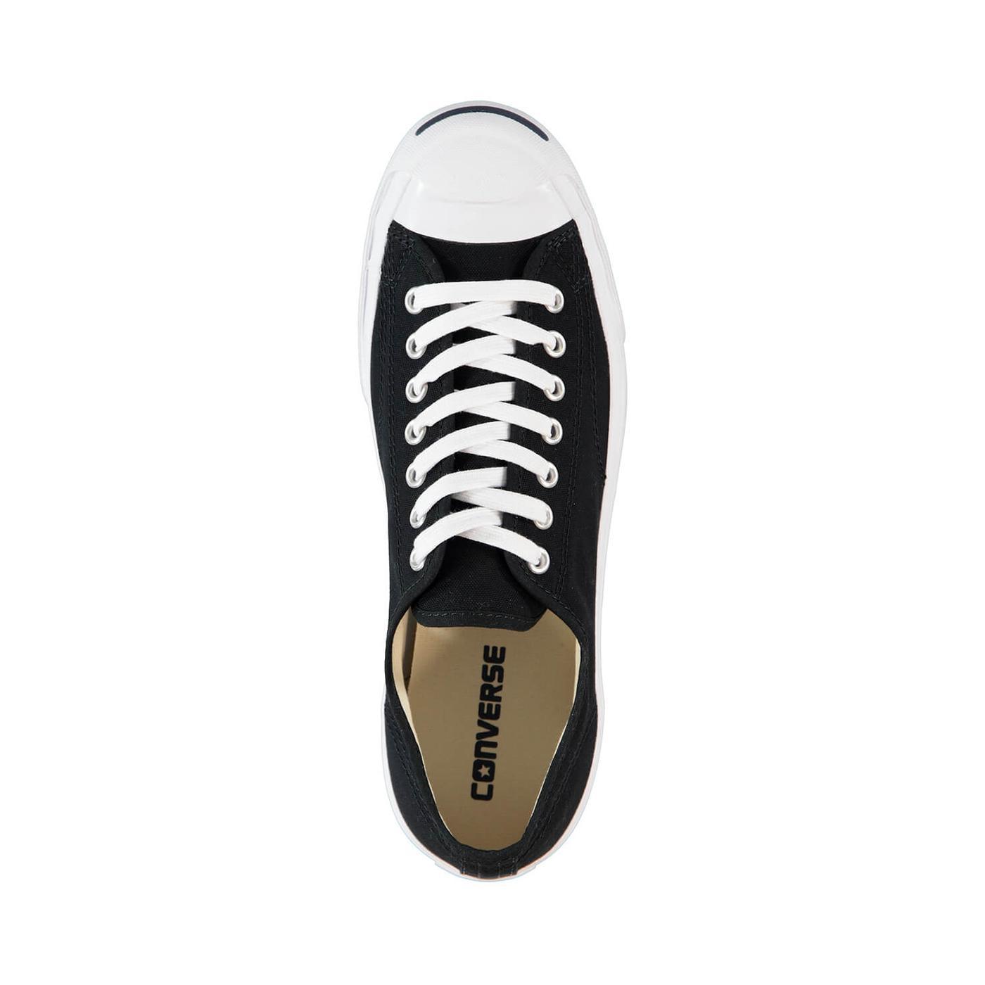 Converse Jack Purcell Erkek Siyah Sneaker