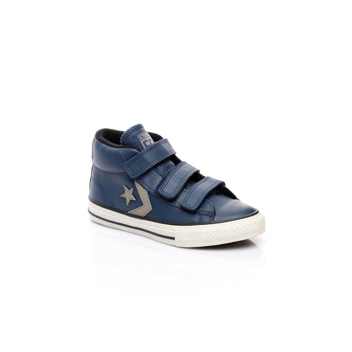Converse Star Player Çocuk Lacivert Sneaker