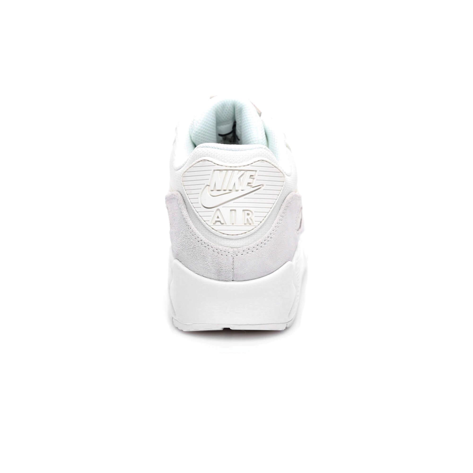 Nike Air Max Erkek Beyaz Spor Ayakkabı