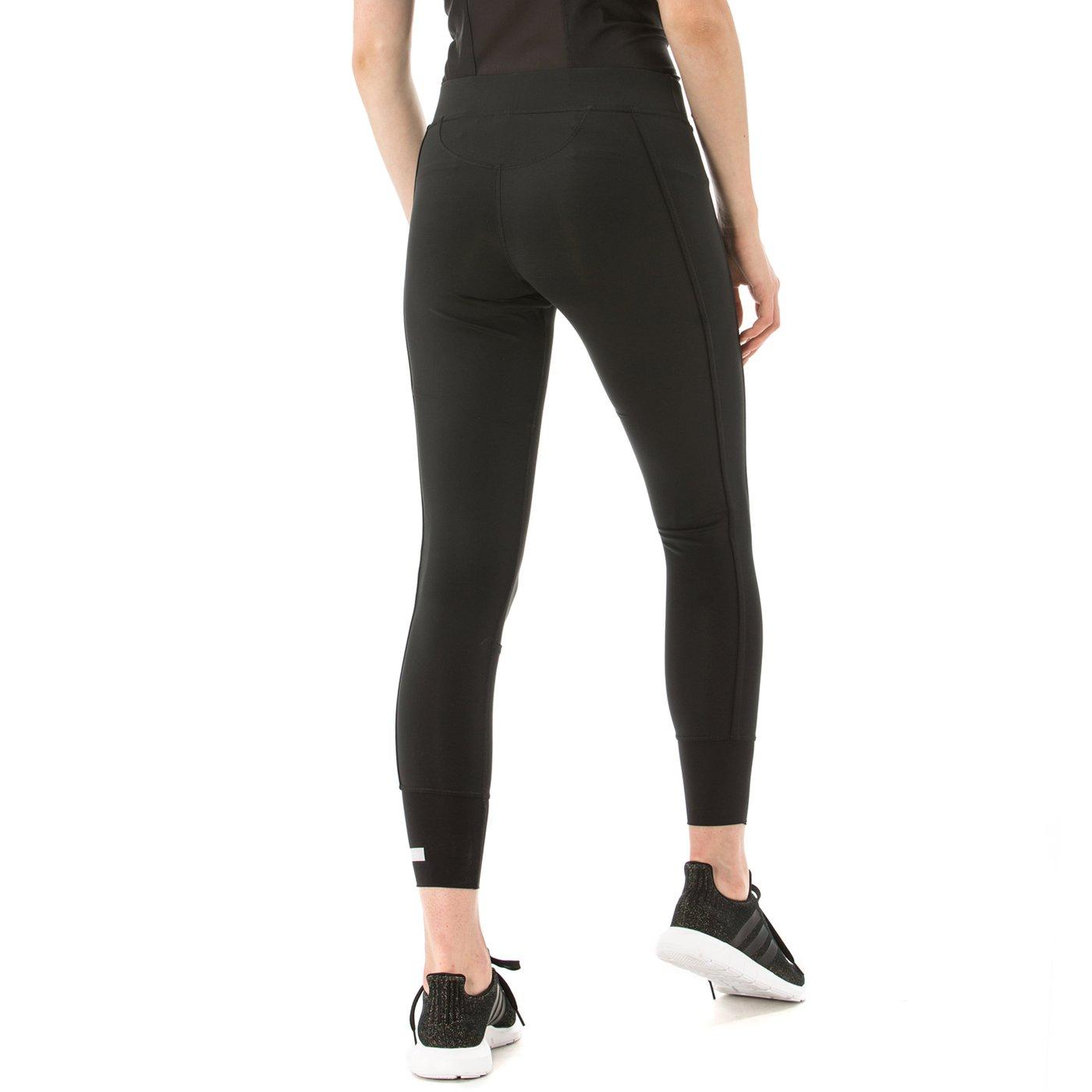 adidas 7/8 Stella McCartney Kadın Siyah Tayt