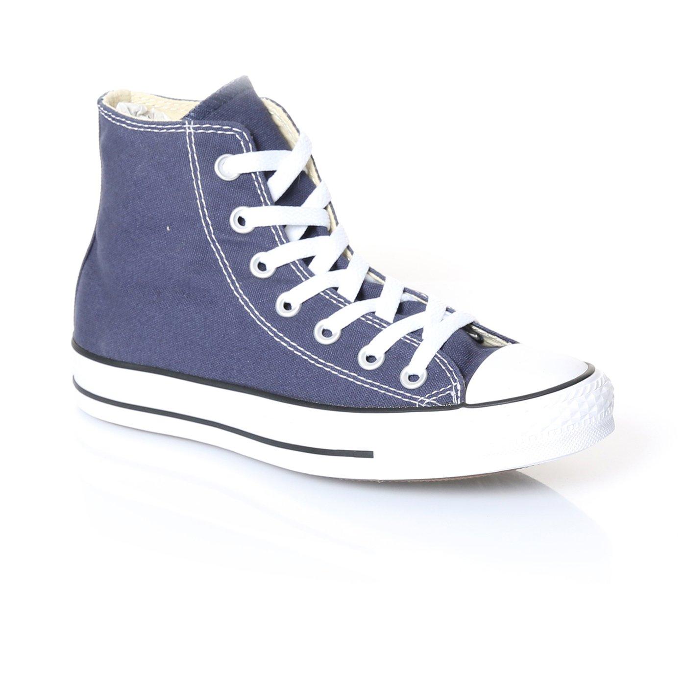 Converse Chuck Taylor All Star Mid Unisex Lacivert Sneaker