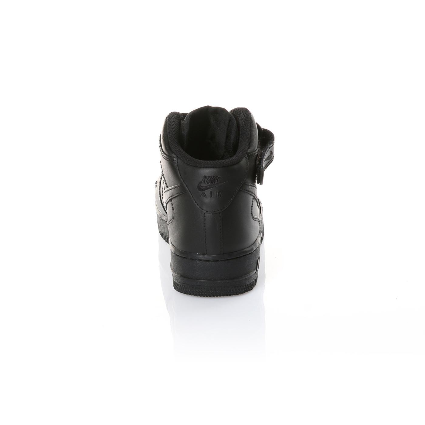 Nike Air Force 1 '07 Mid Kadın Siyah Sneaker