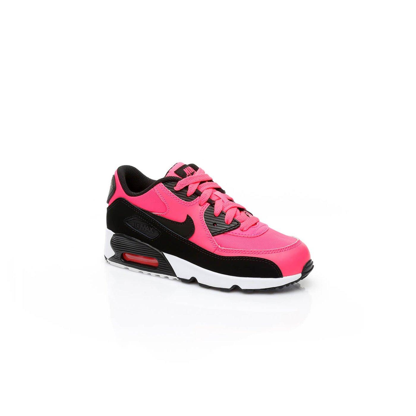 Nike Air Max 90 Mesh PS Çocuk Pembe Sneaker