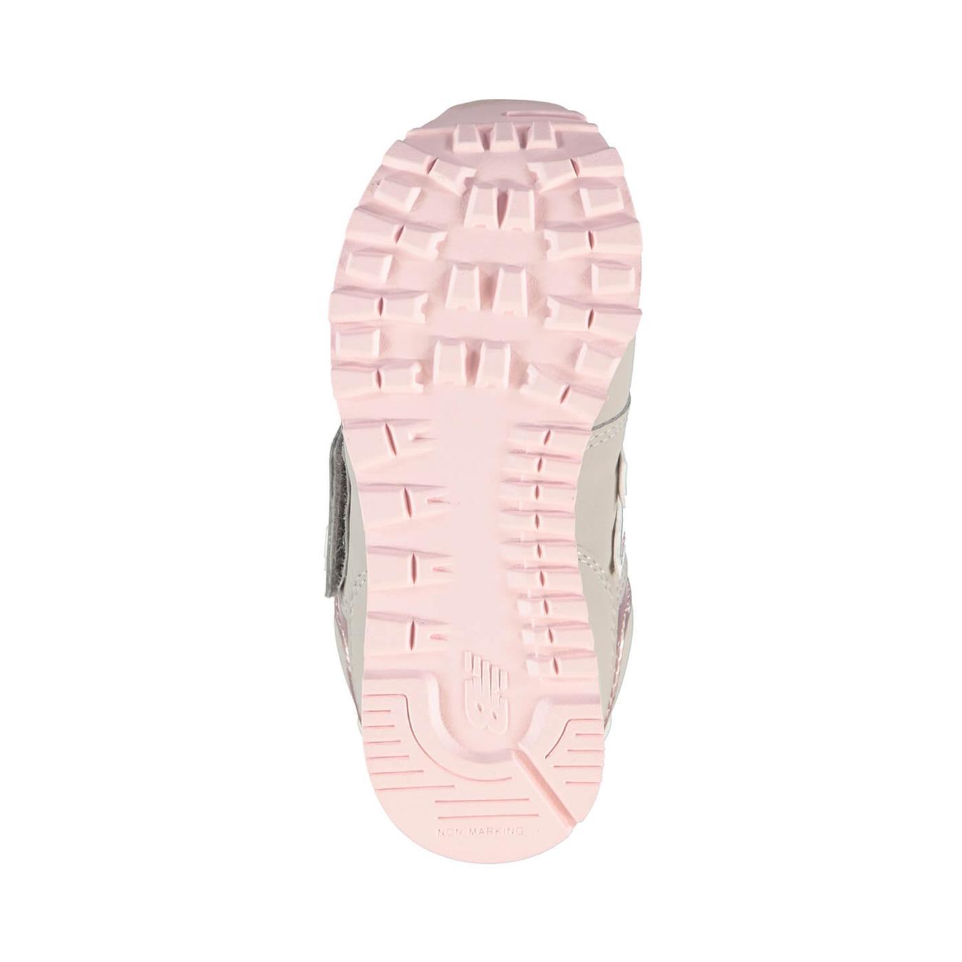 New Balance 574 Çocuk Gri Sneaker