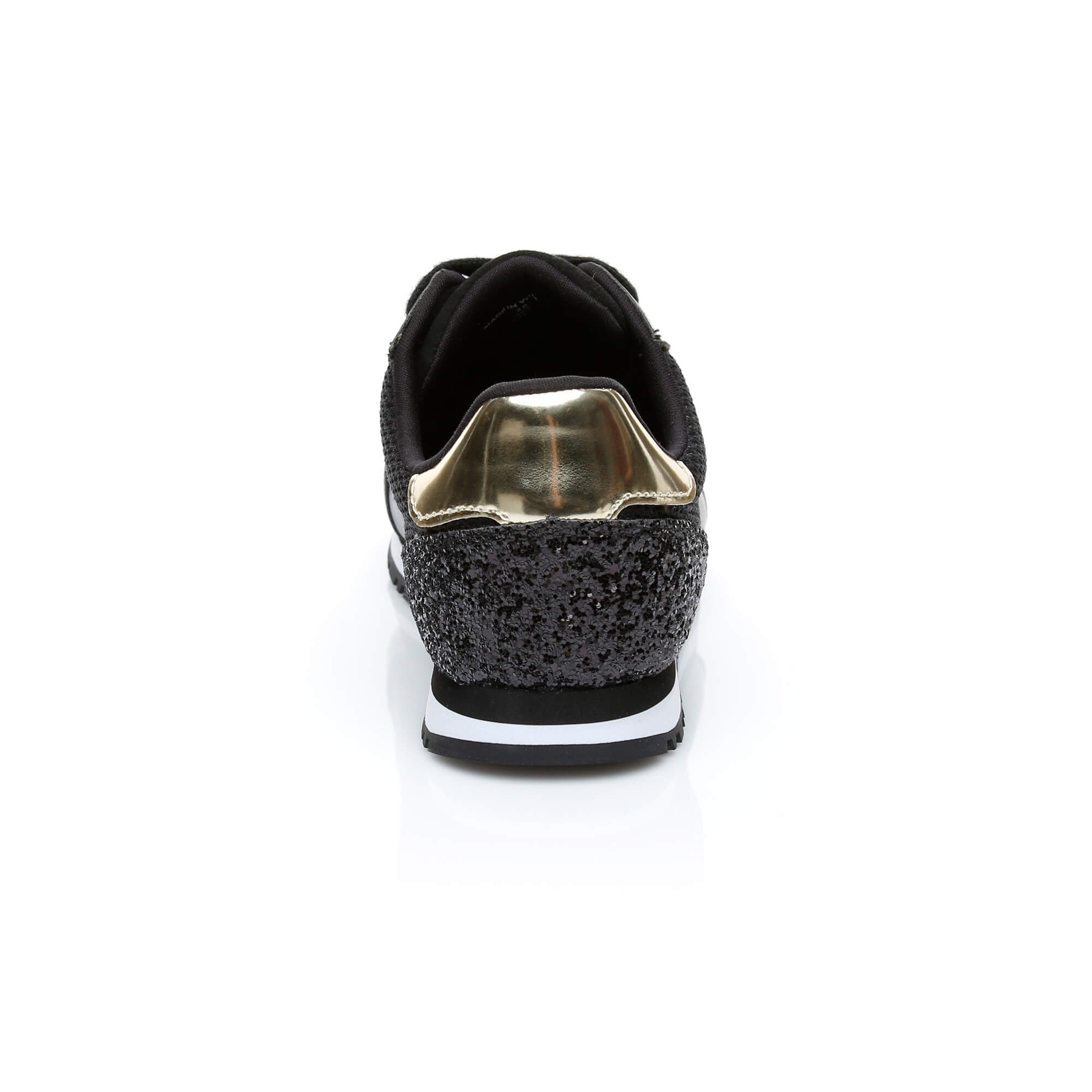 Guess Johnny2 Kadın Siyah Sneakers