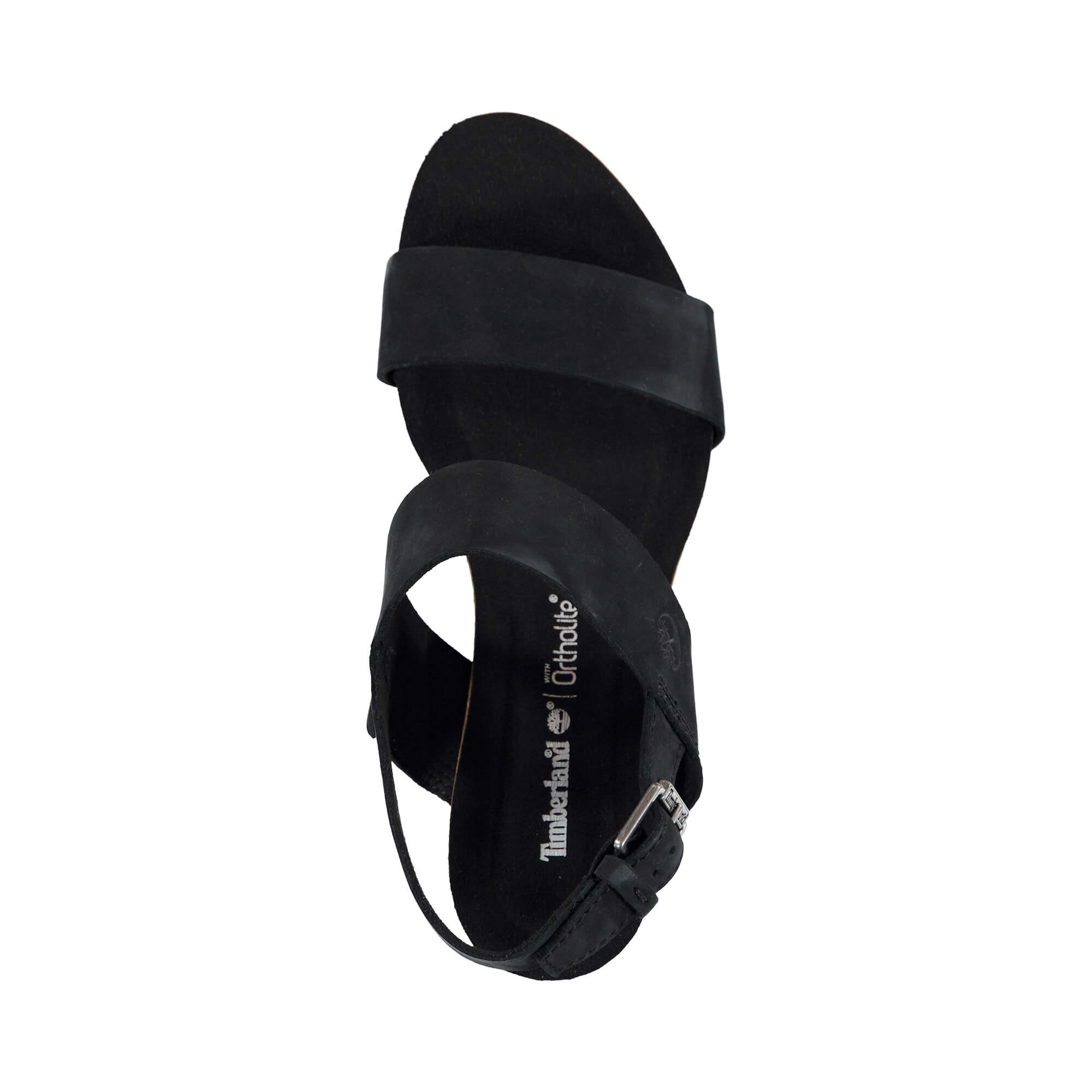 Timberland Capri Sunset Kadın Siyah Dolgu Topuk Ayakkabı