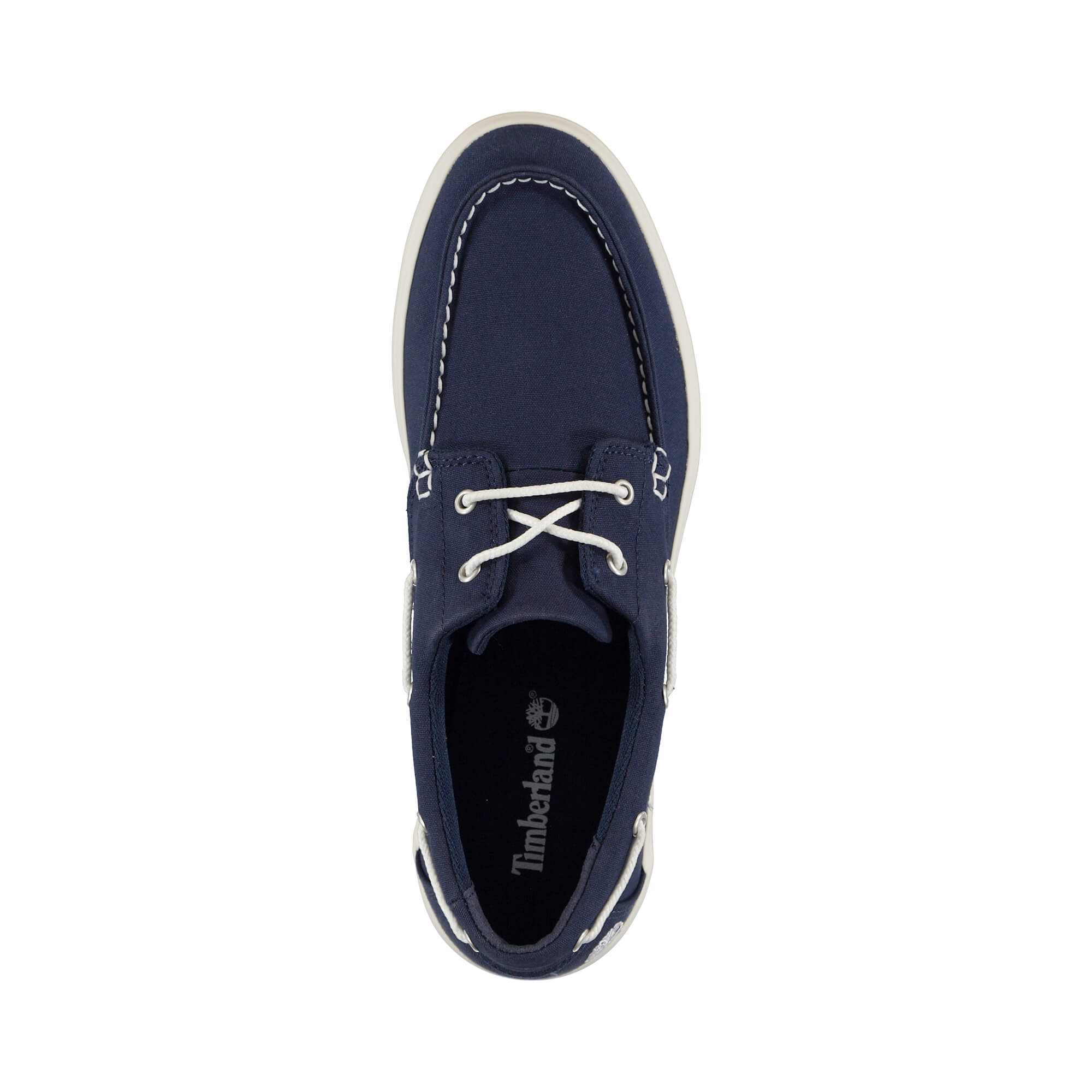 Timberland Union Wharf 2 Eye Boat Ox Erkek Lacivert Sneakers