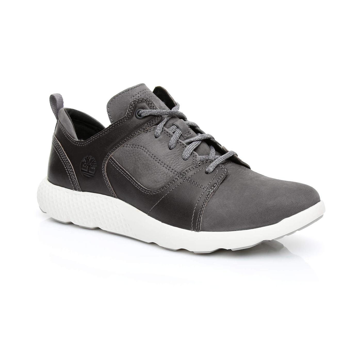 Timberland Flyroam Oxford Erkek Gri Sneakers