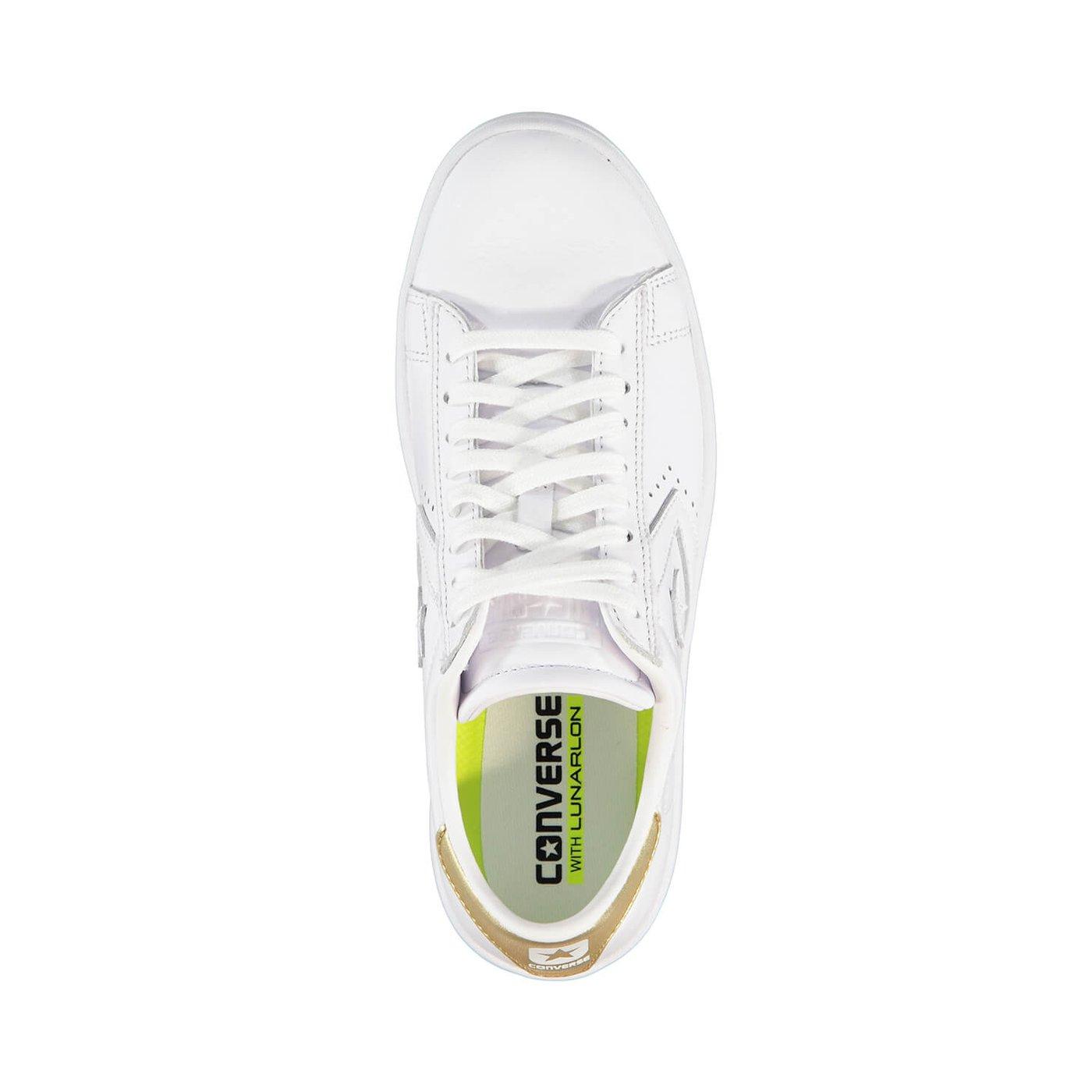Converse PL LP Kadın Beyaz Sneaker
