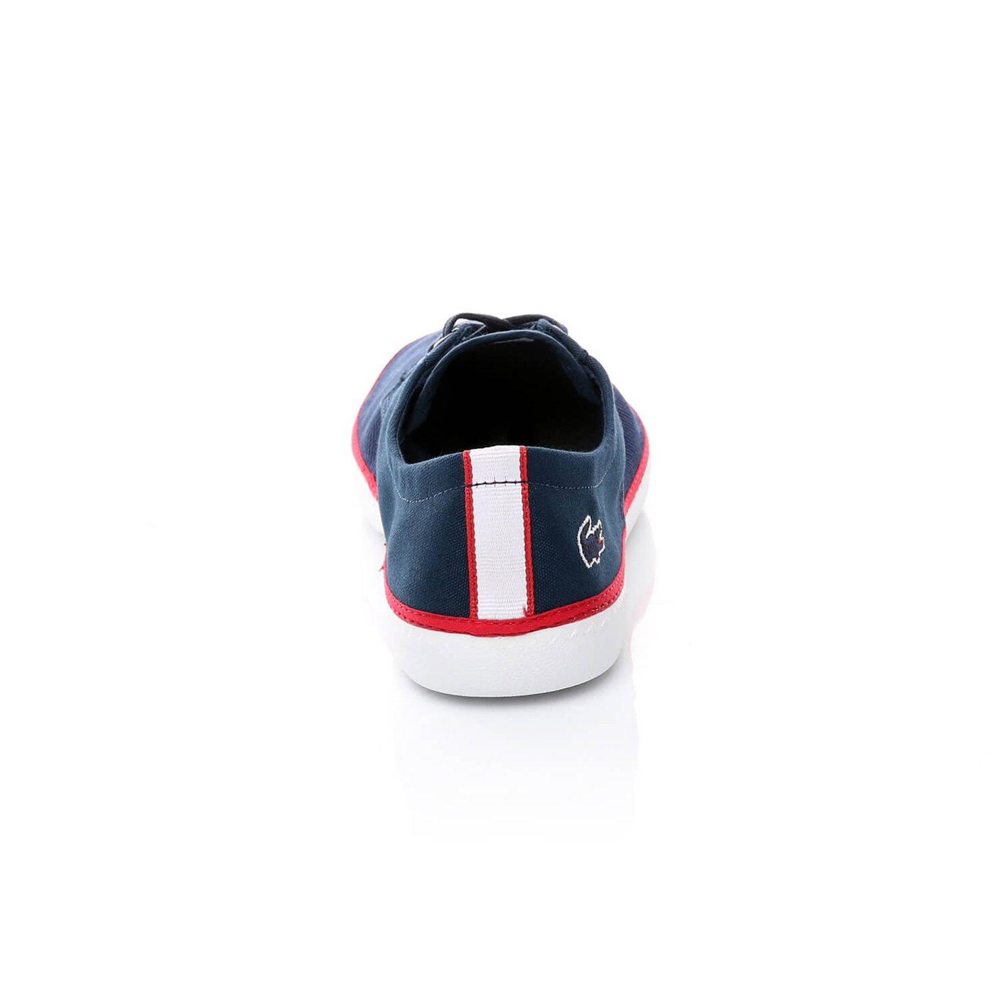 Lacoste Malahını Deck Erkek Beyaz Spor Ayakkabı