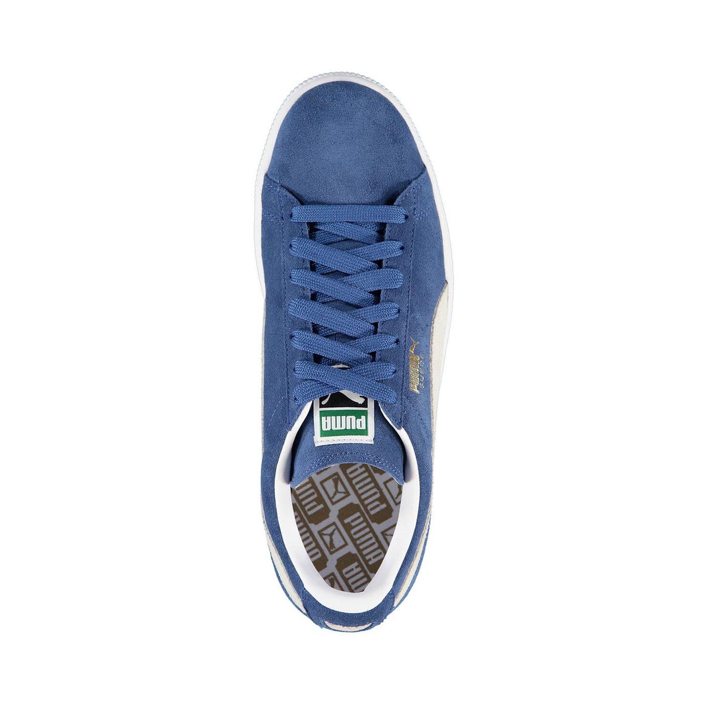 Puma Suede Classic Erkek Mavi Sneaker