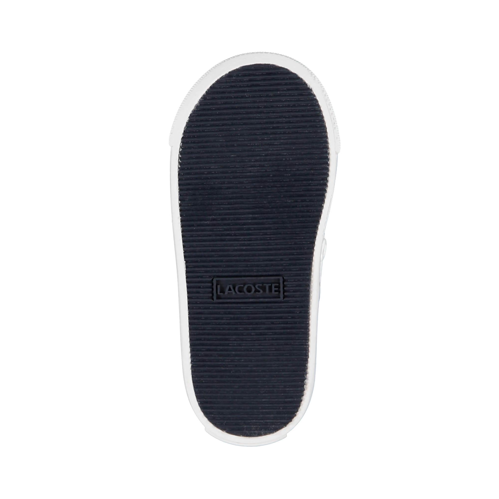 Lacoste Riberac Çocuk Beyaz Sneaker