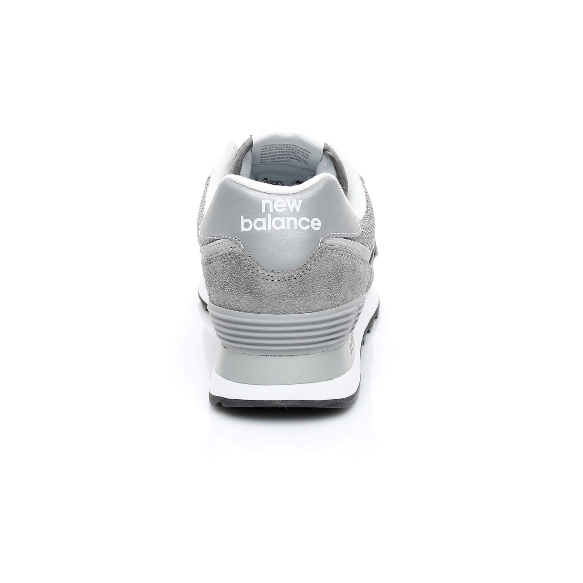 New Balance Bowl 574 Kadın Gri Sneaker