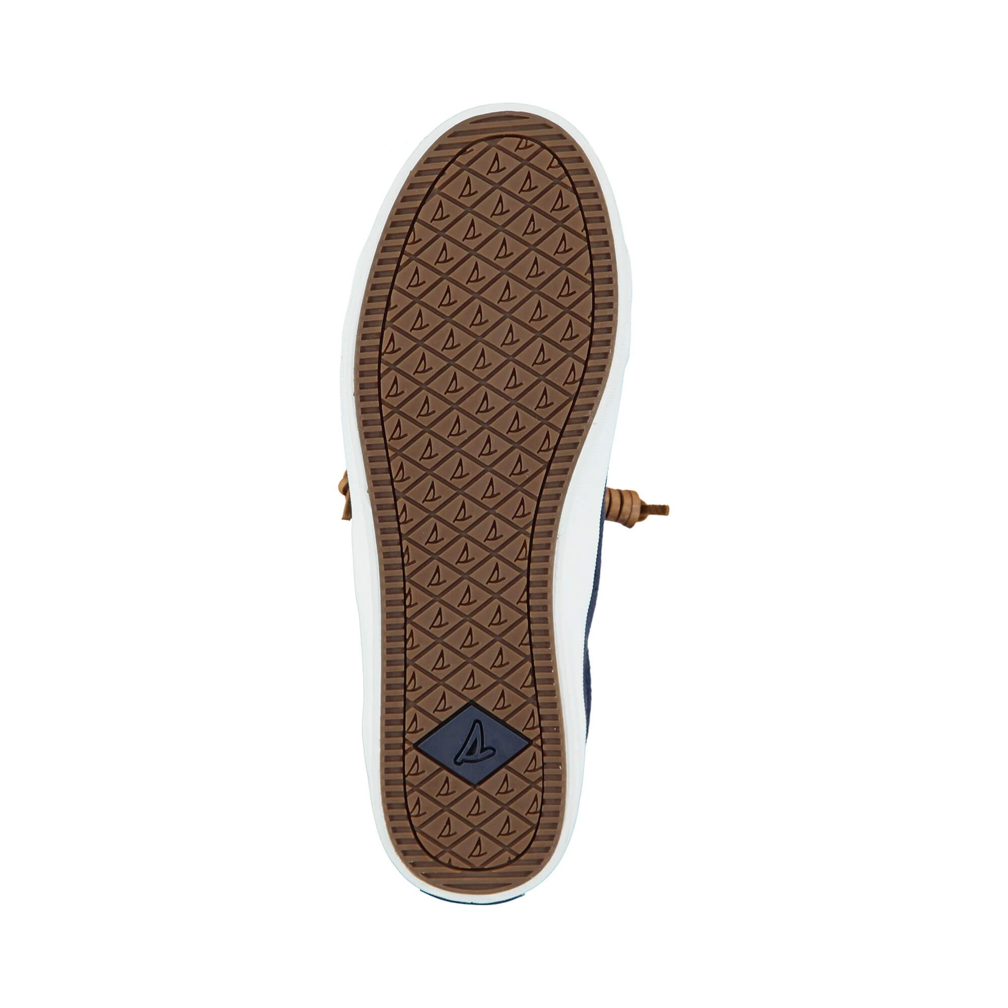 Sperry Crest Vibe Linen Kadın Lacivert Sneaker