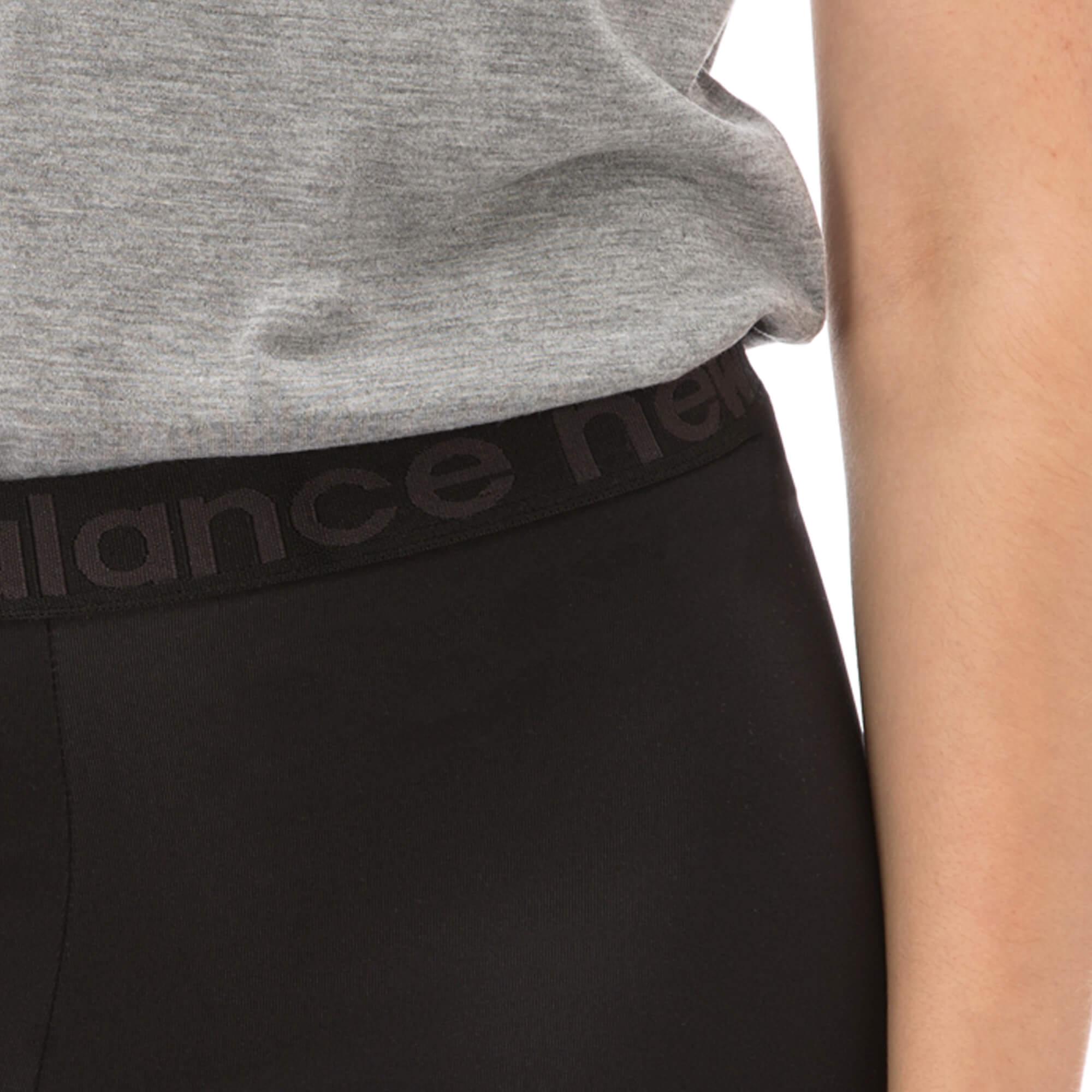 New Balance Kadın Siyah Tayt