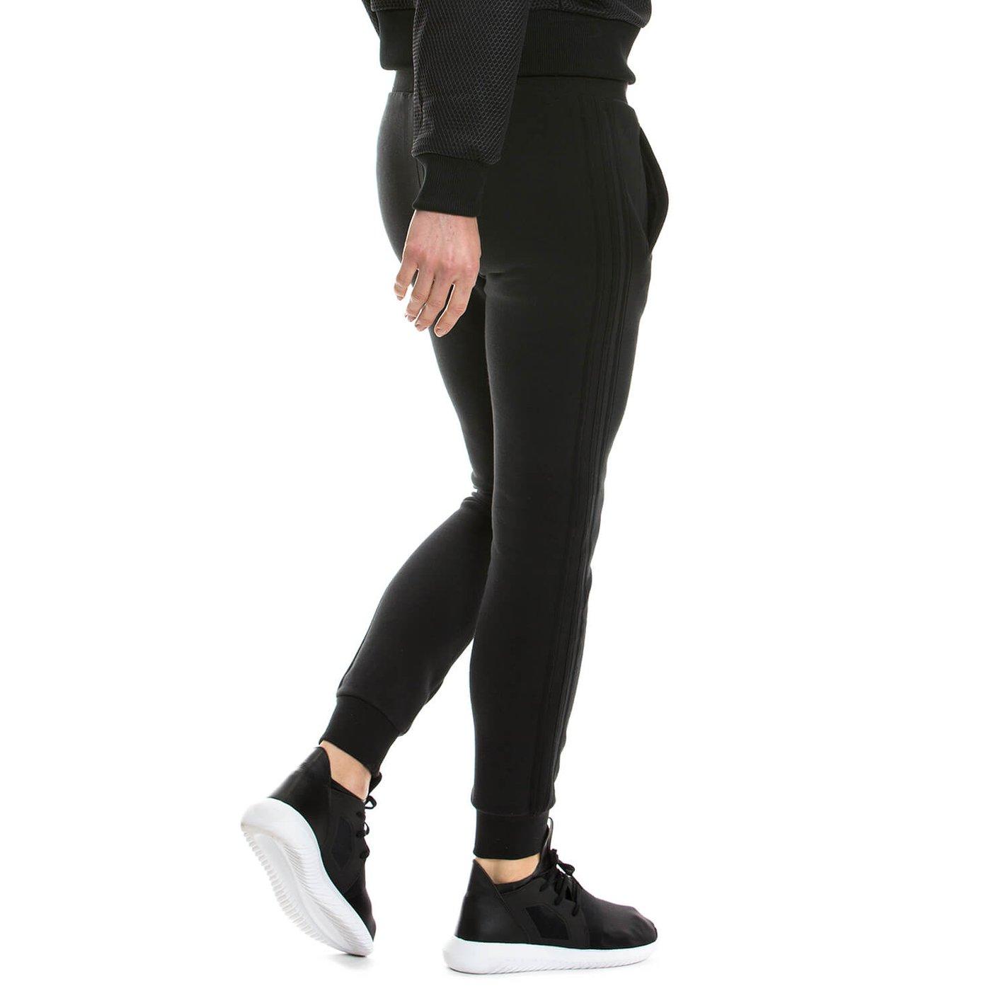 adidas Slim Cuf Kadın Siyah Eşofman Altı