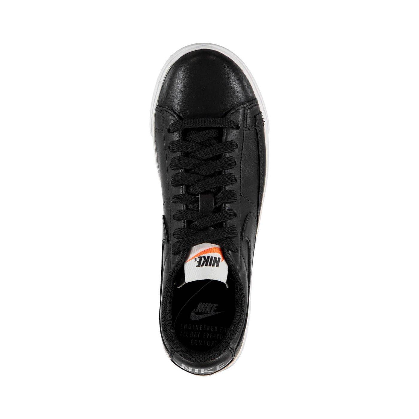 Nike Blazer Low LE Kadın Siyah Sneaker