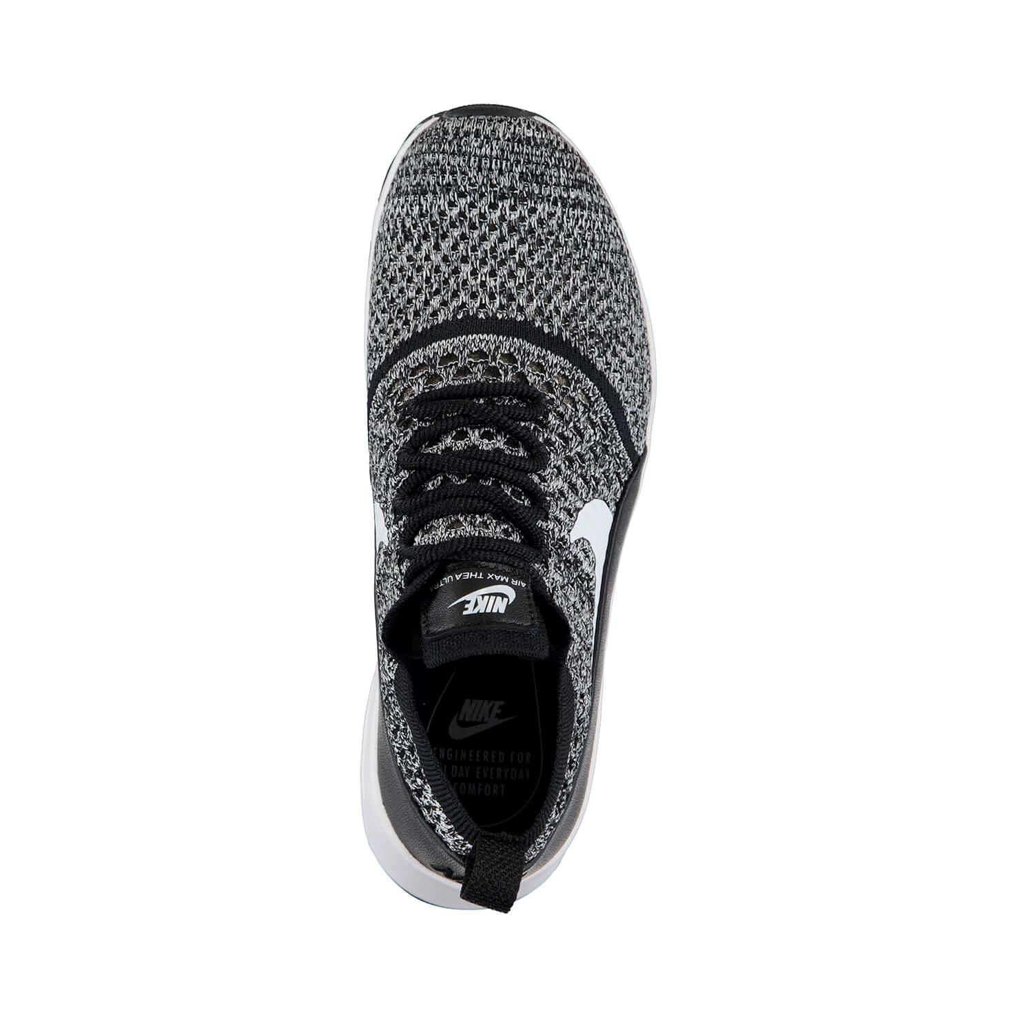 Nike Air Max Thea Ultra Kadın Siyah Spor Ayakkabı