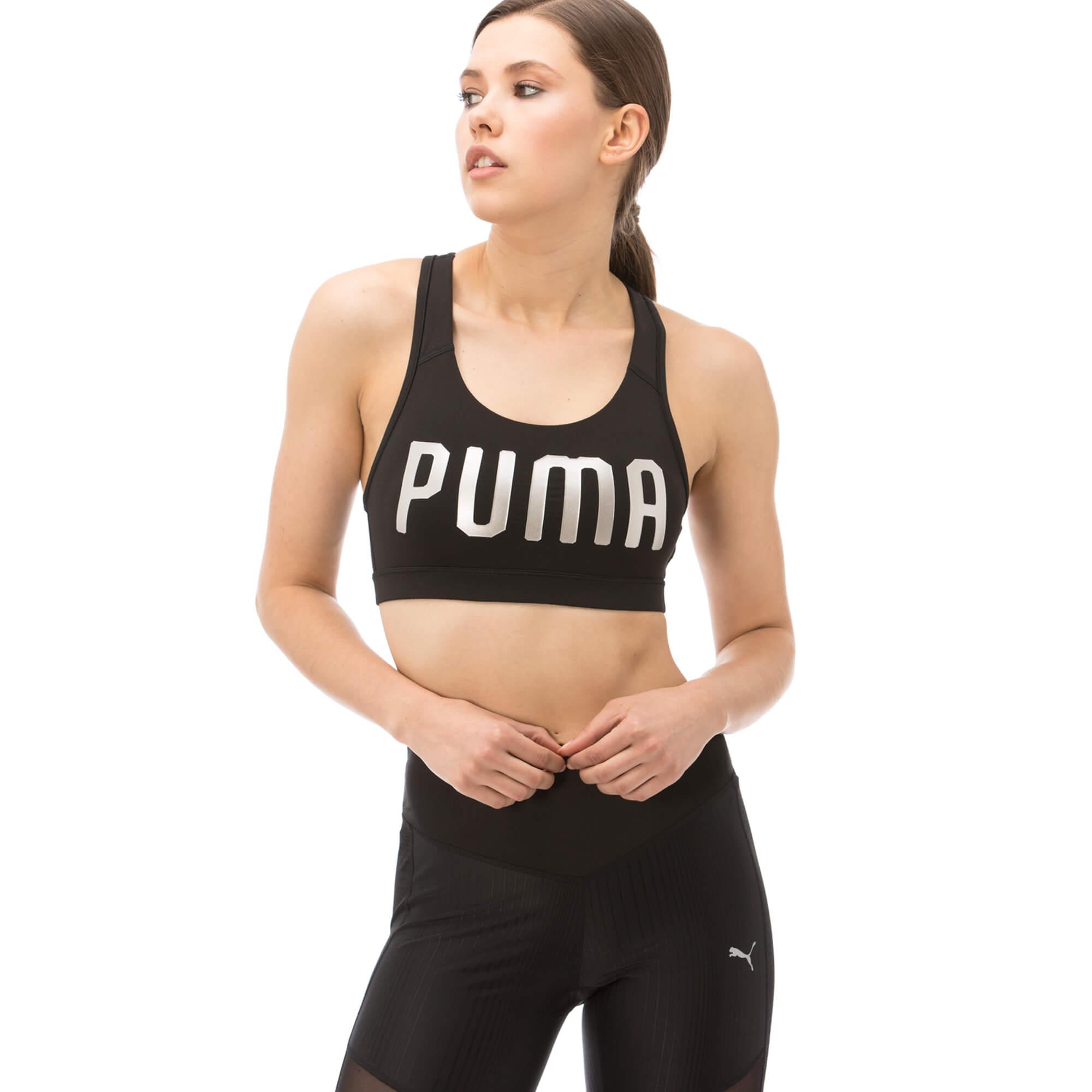 Puma Pwrshape Forever Kadın Siyah Bra