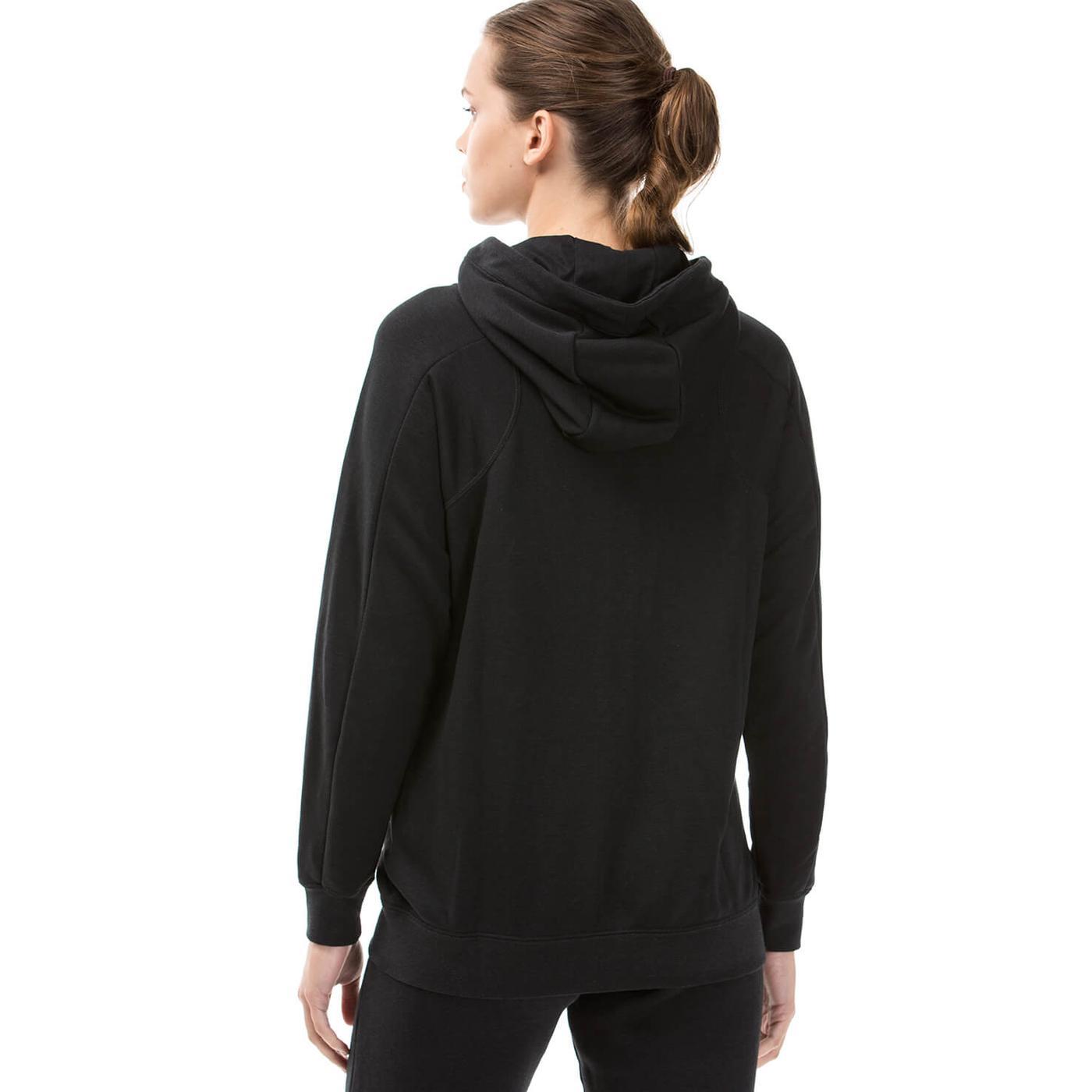 Nike Modern Hoodie Fz Kadın Siyah Sweatshirt