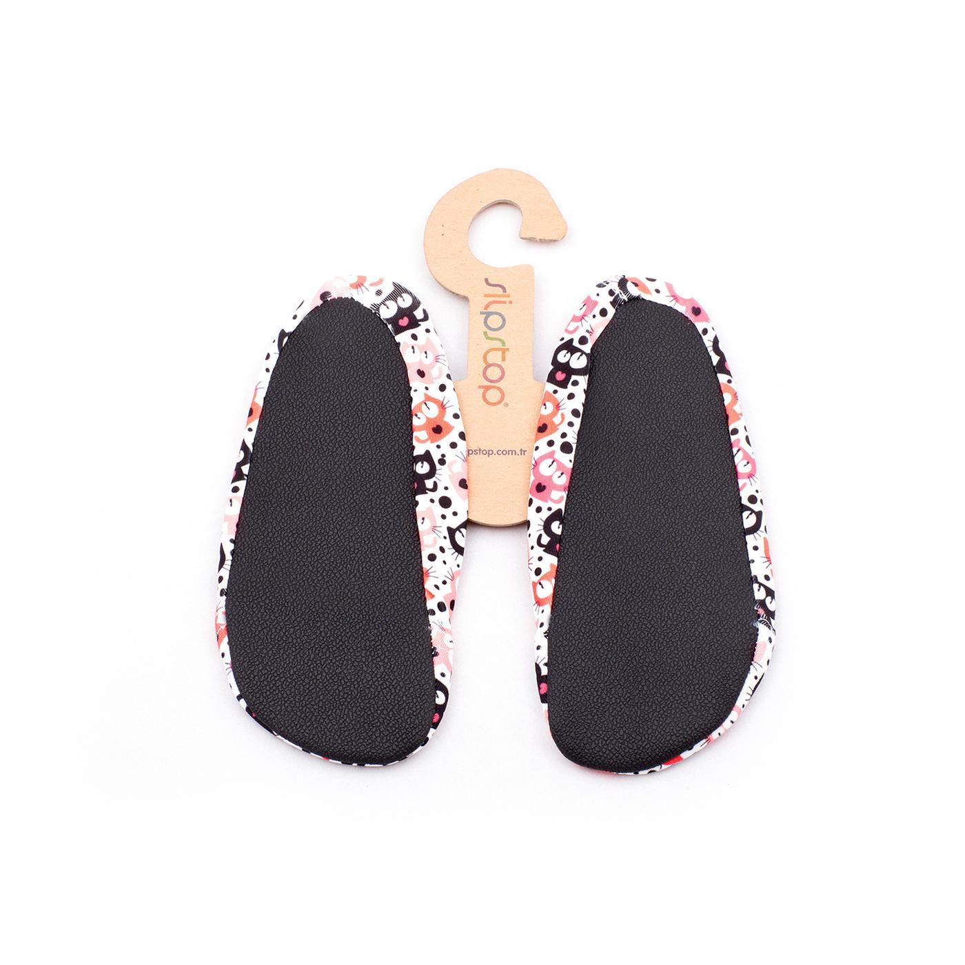 Slipstop Pussy Beyaz Çocuk Havuz Ayakkabısı
