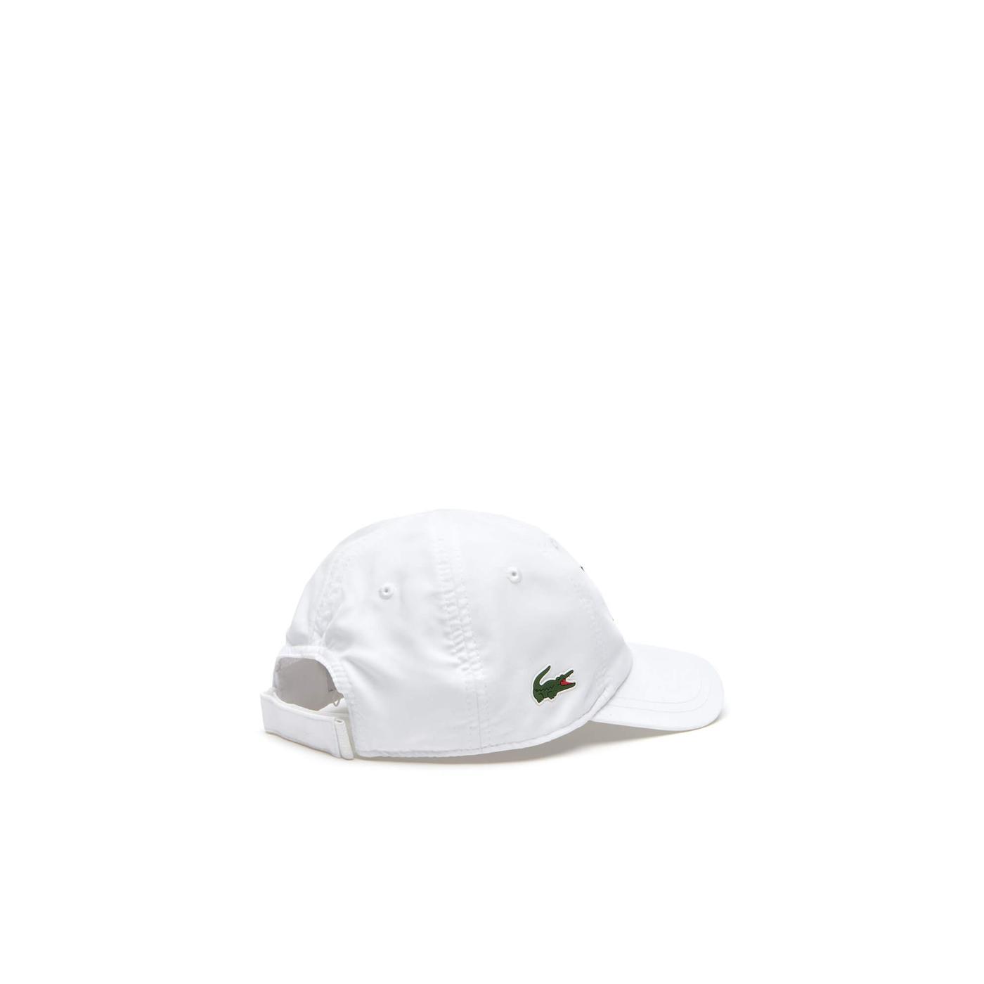 Lacoste Çocuk Beyaz Şapka